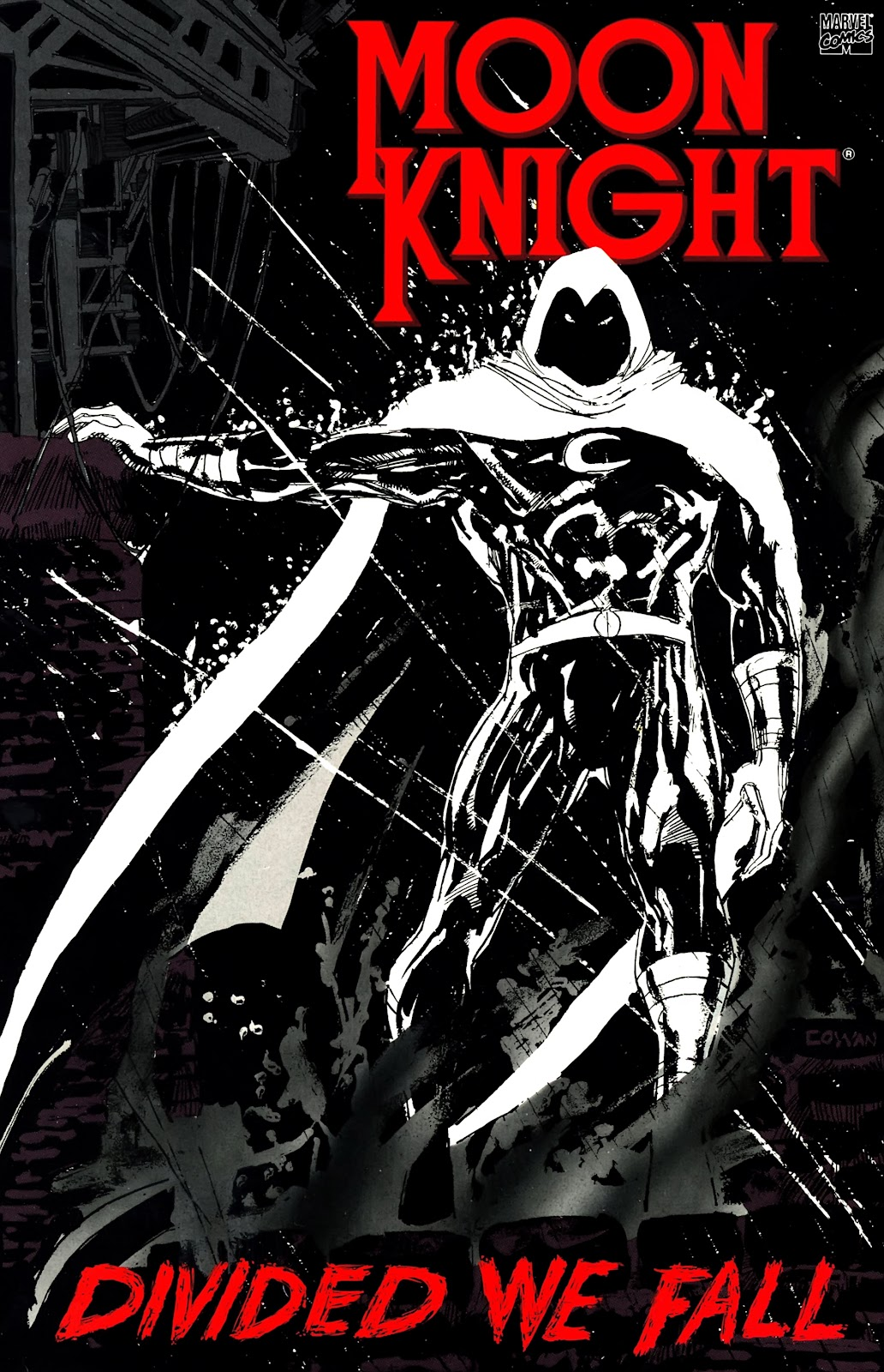 Moon Knight: Divided We Fall issue Full - Page 1