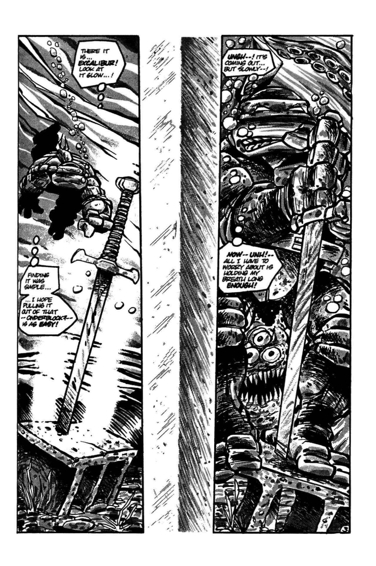 Read online Shell Shock comic -  Issue # Full - 63