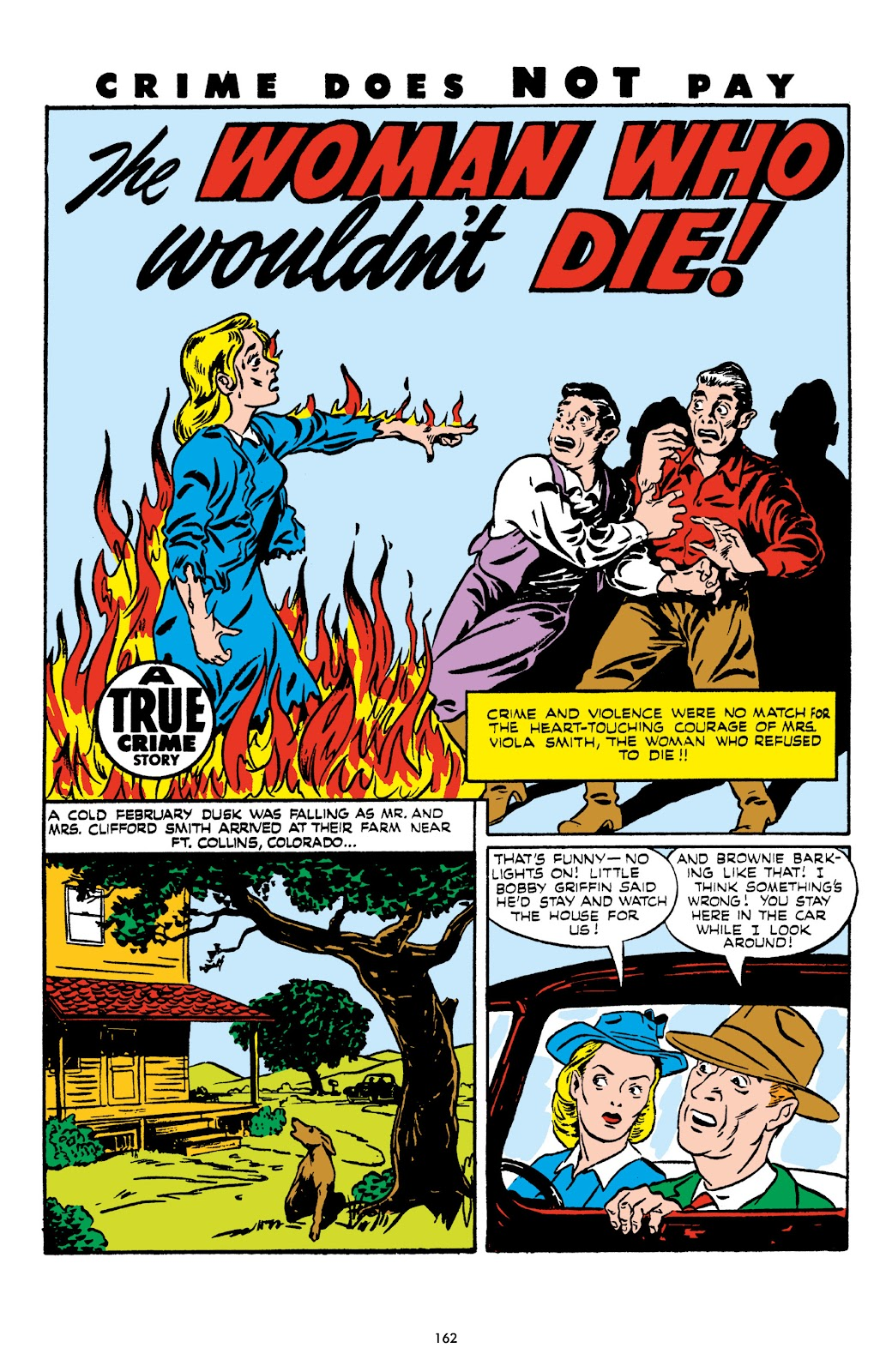 Read online Crime Does Not Pay Archives comic -  Issue # TPB 8 (Part 2) - 63