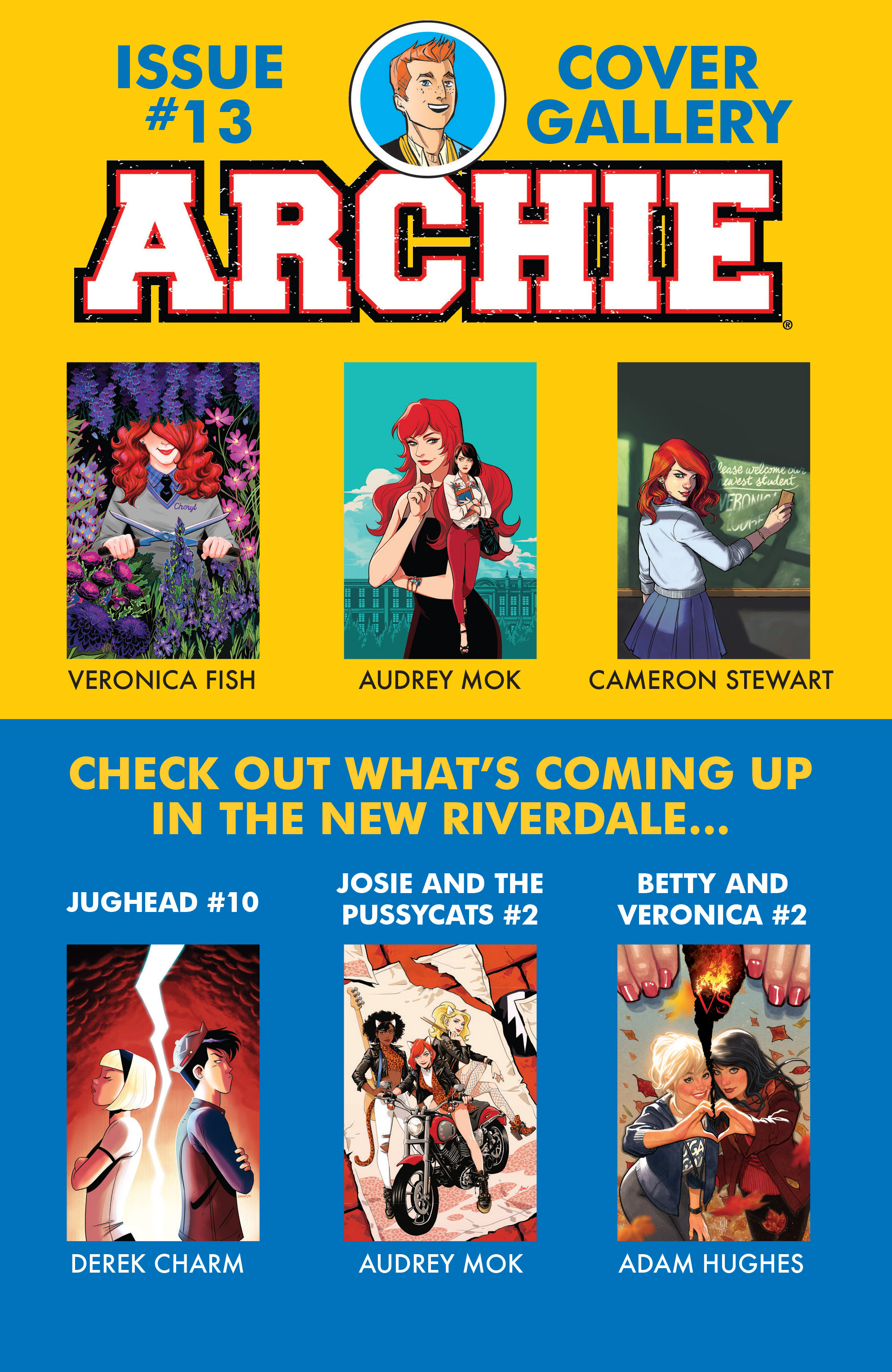 Read online Archie (2015) comic -  Issue #13 - 29