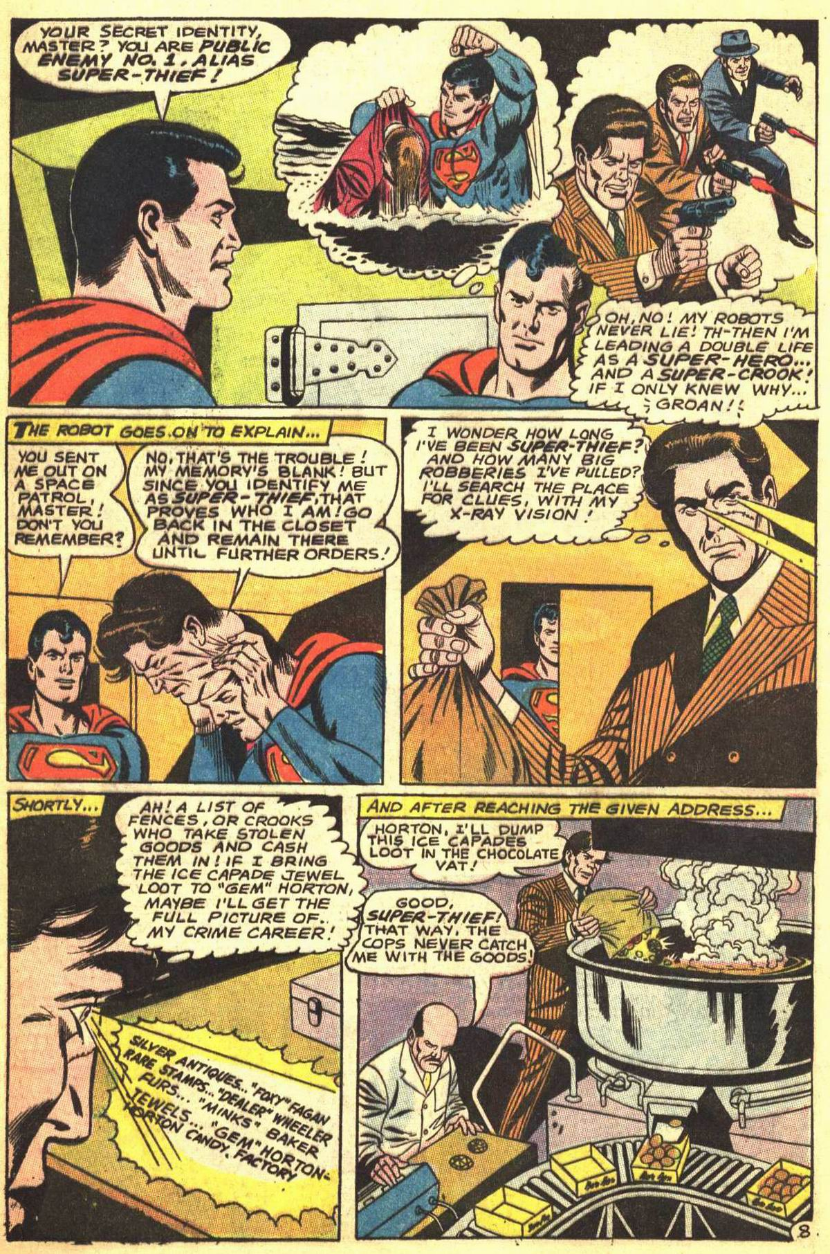 Read online Action Comics (1938) comic -  Issue #374 - 12