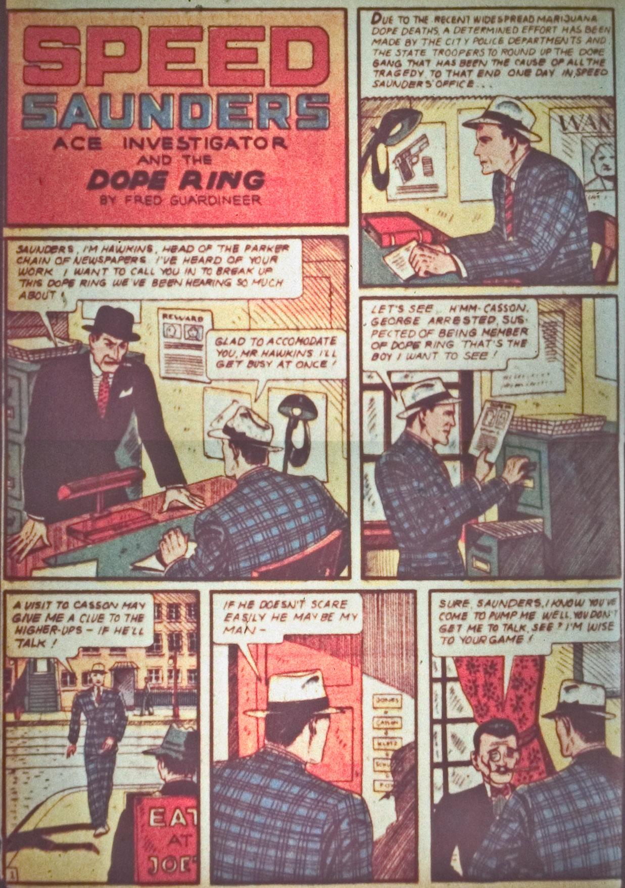 Detective Comics (1937) 28 Page 9