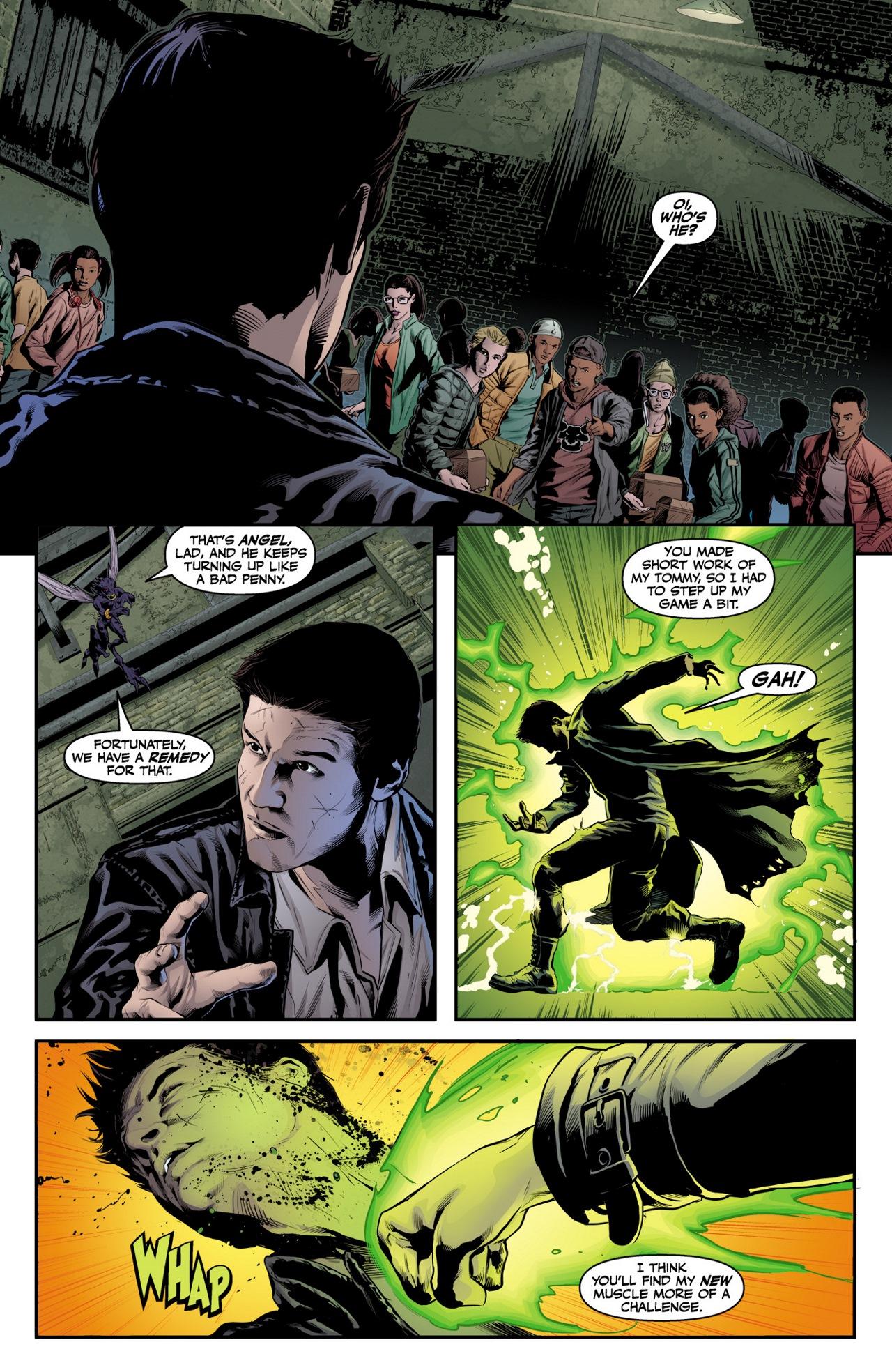 Read online Angel & Faith Season 10 comic -  Issue #3 - 23