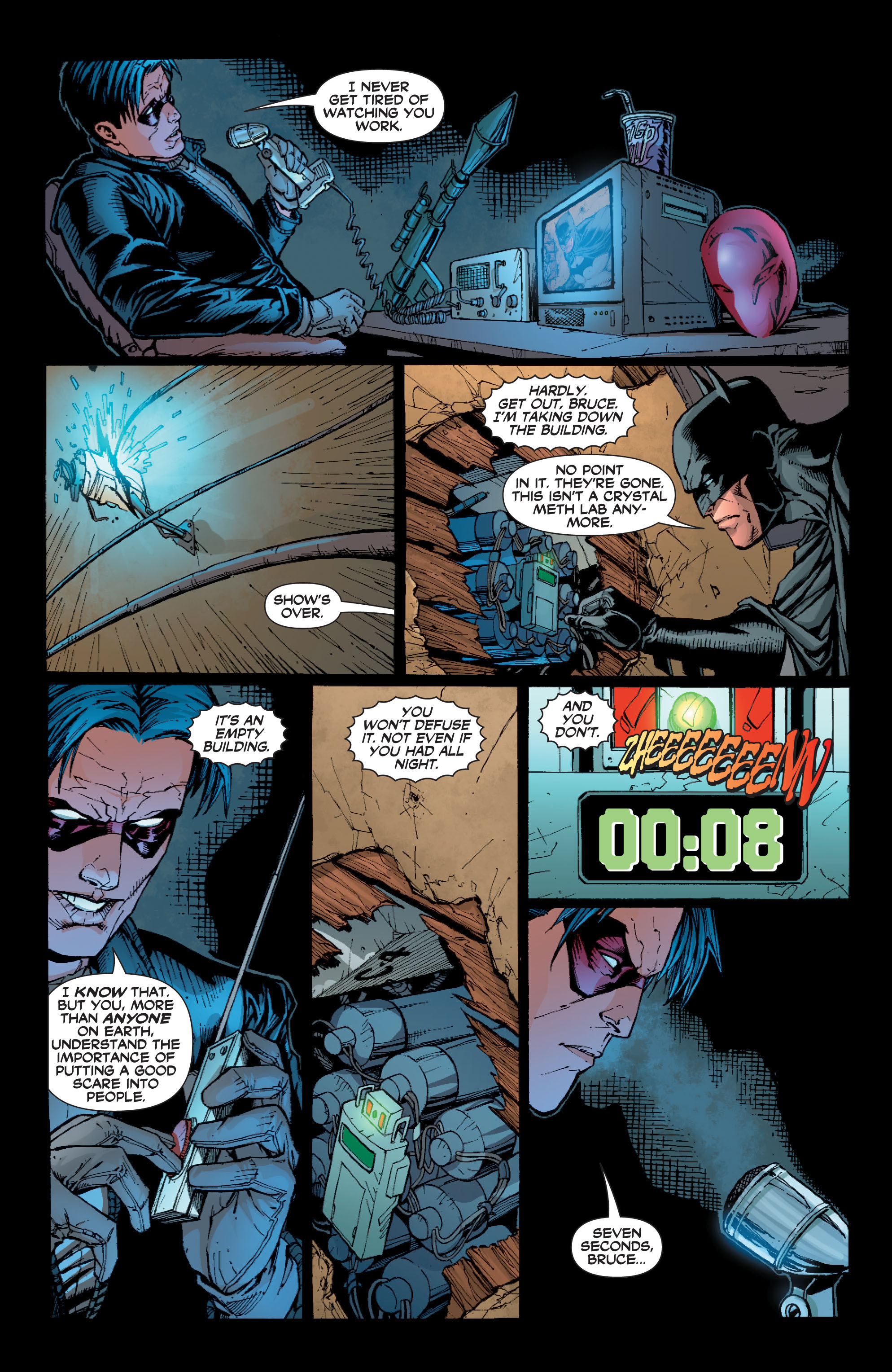 Read online Batman: Under The Red Hood comic -  Issue # Full - 206