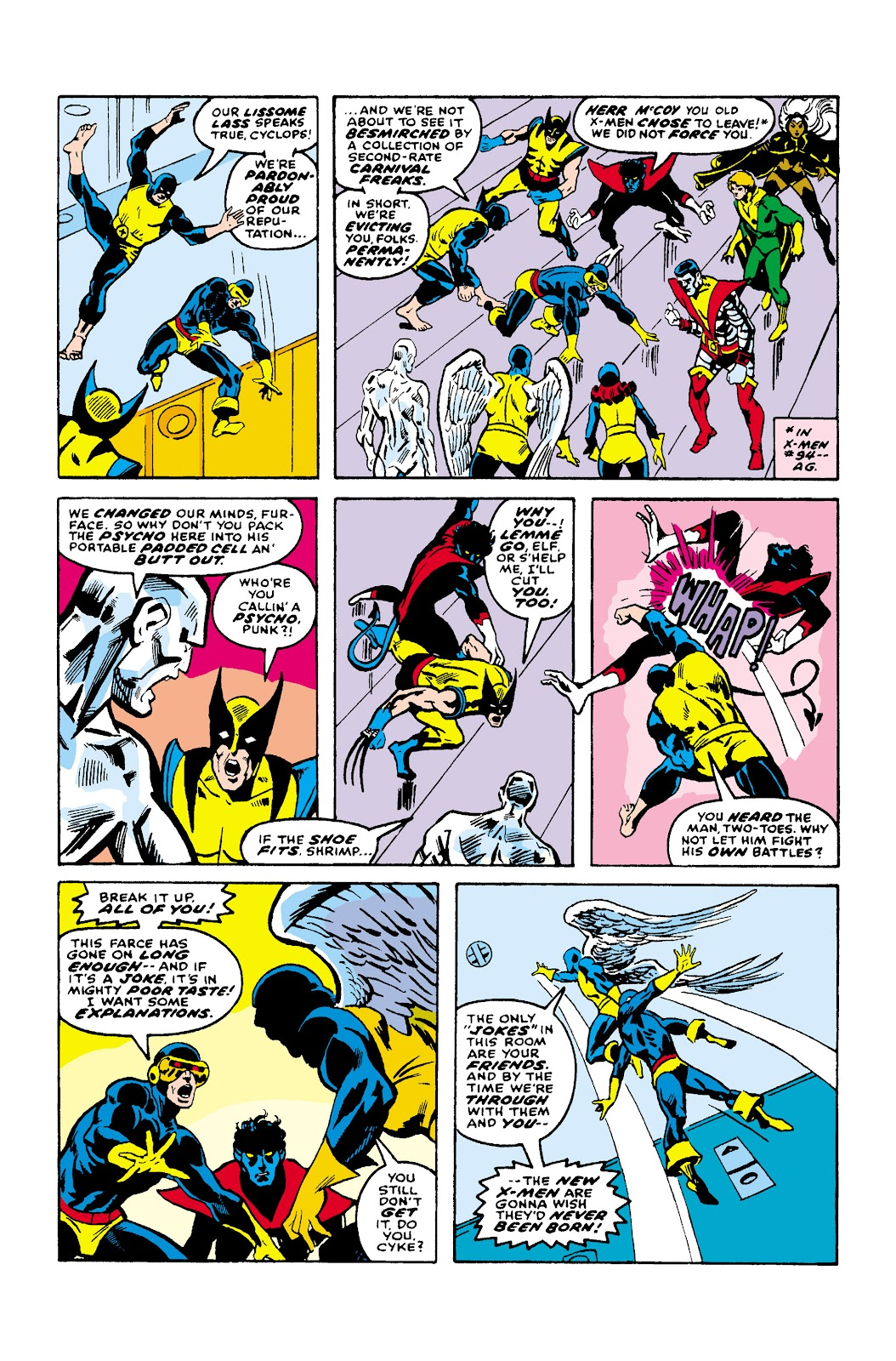 Uncanny X-Men (1963) issue 106 - Page 8