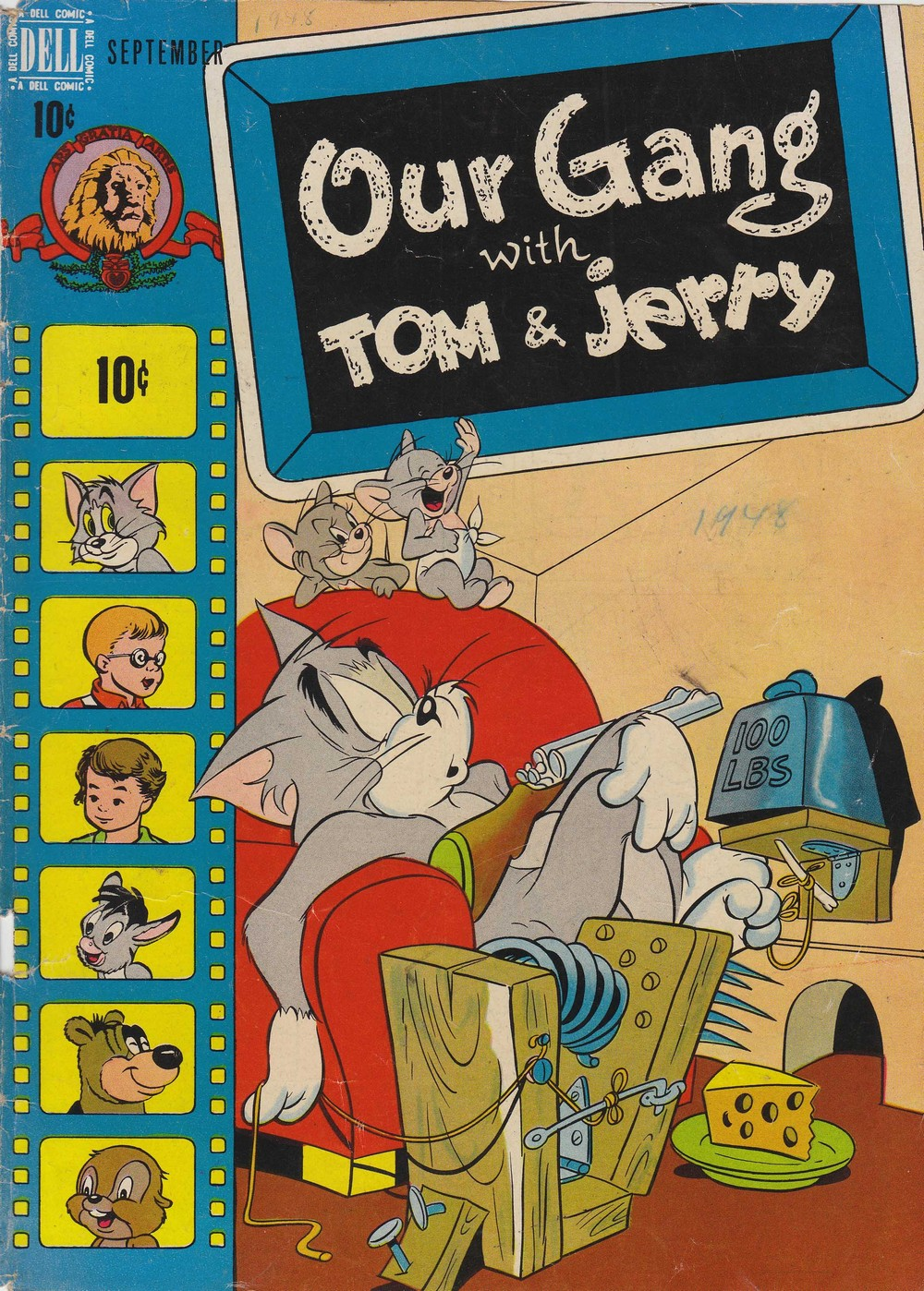Our Gang with Tom & Jerry 50 Page 1