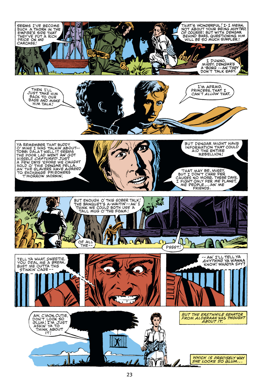 Read online Star Wars Omnibus comic -  Issue # Vol. 18 - 20