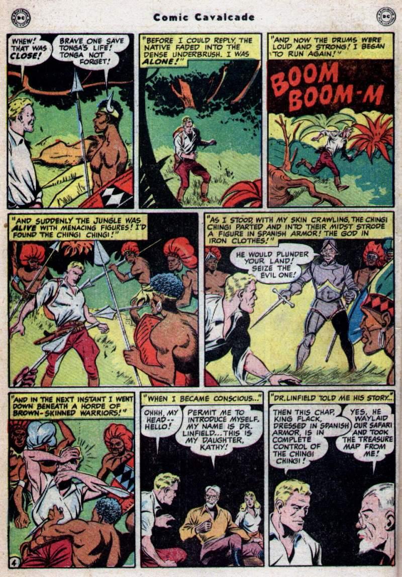 Comic Cavalcade issue 28 - Page 22
