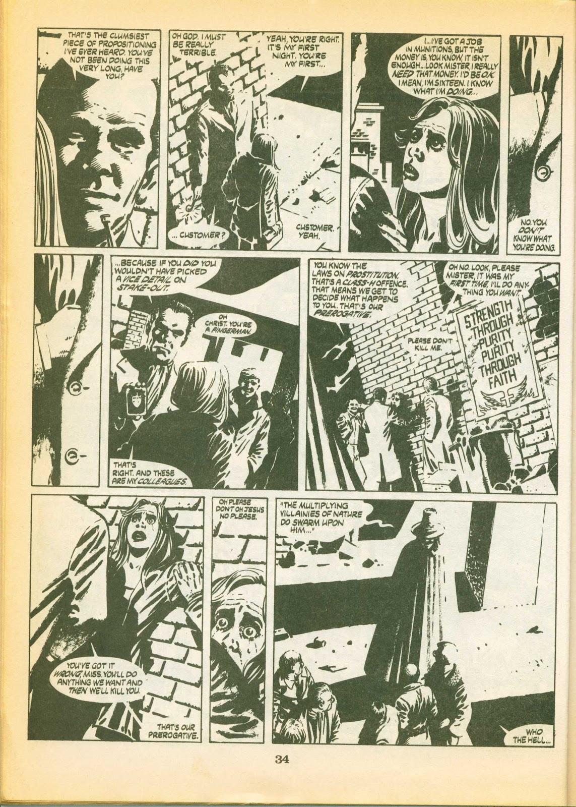 Warrior Issue #1 #2 - English 34