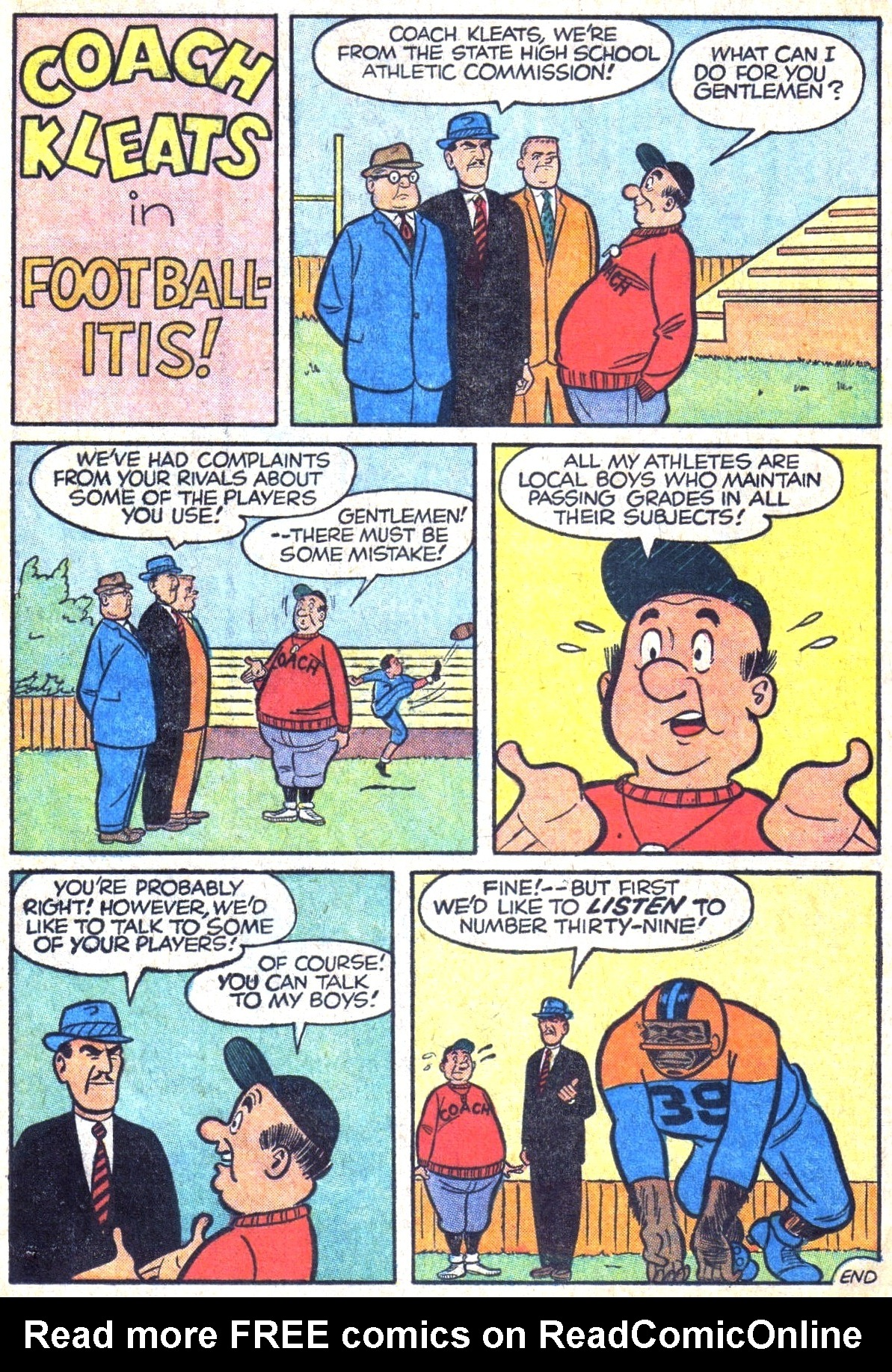 Read online Archie (1960) comic -  Issue #125 - 11
