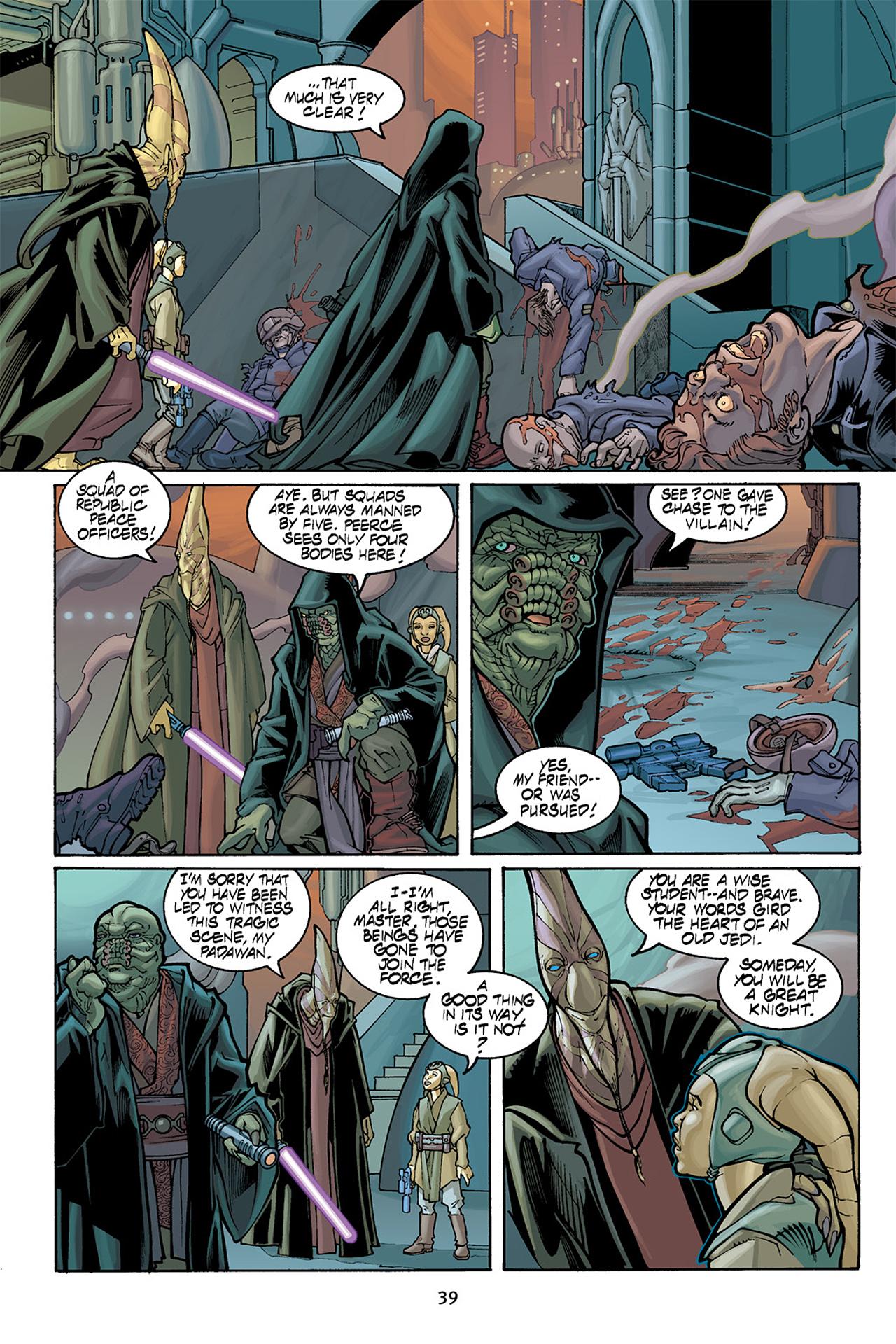 Read online Star Wars Omnibus comic -  Issue # Vol. 10 - 38