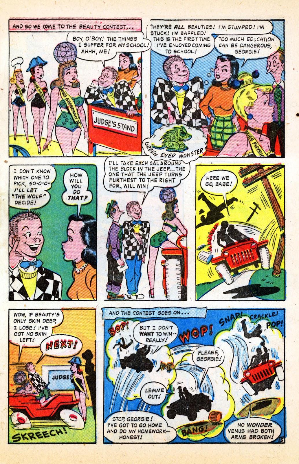 Georgie Comics (1945) issue 17 - Page 45