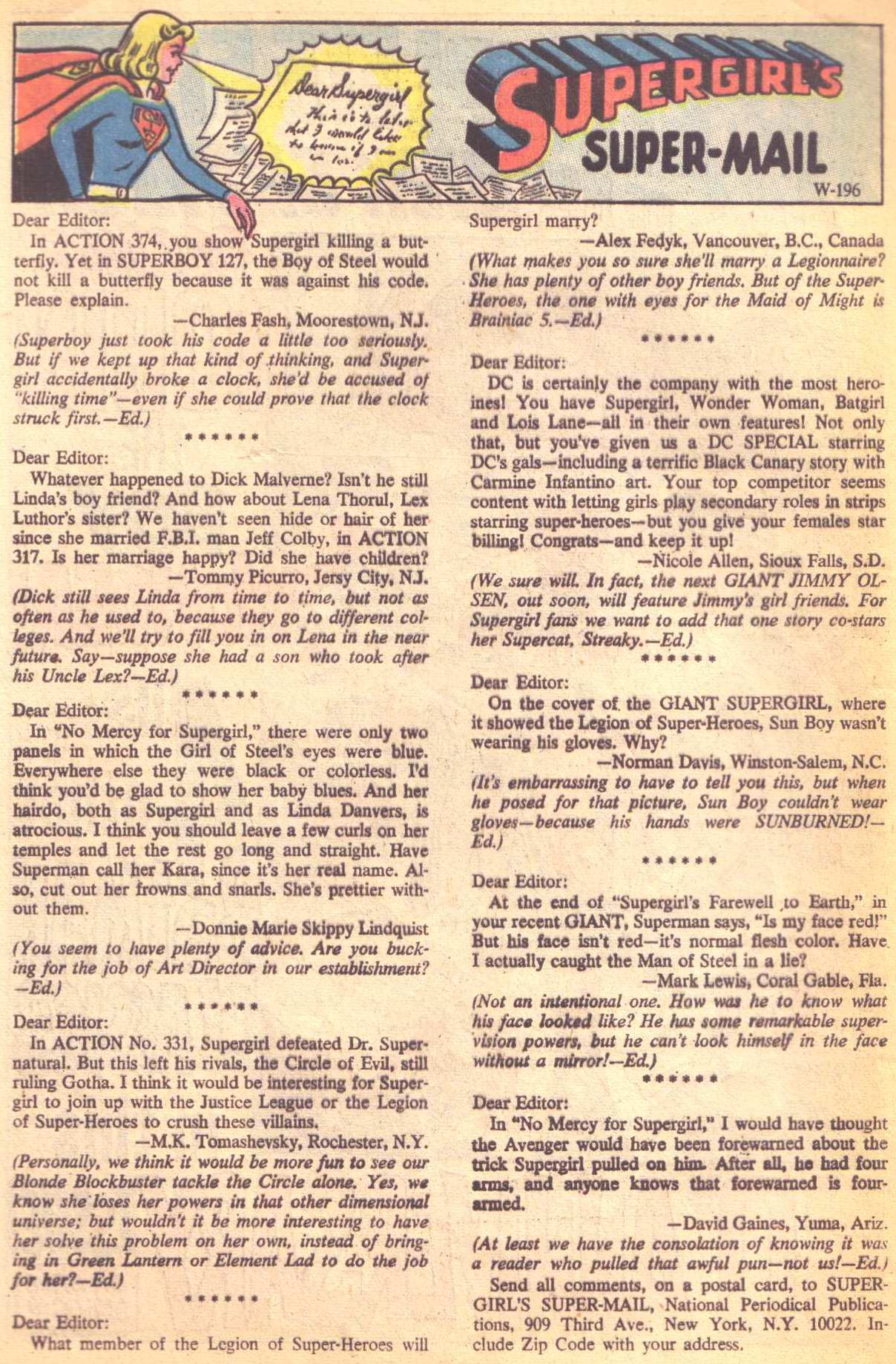 Read online Adventure Comics (1938) comic -  Issue #382 - 32