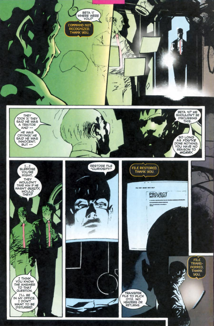 Read online Alpha Flight (1997) comic -  Issue #13 - 21