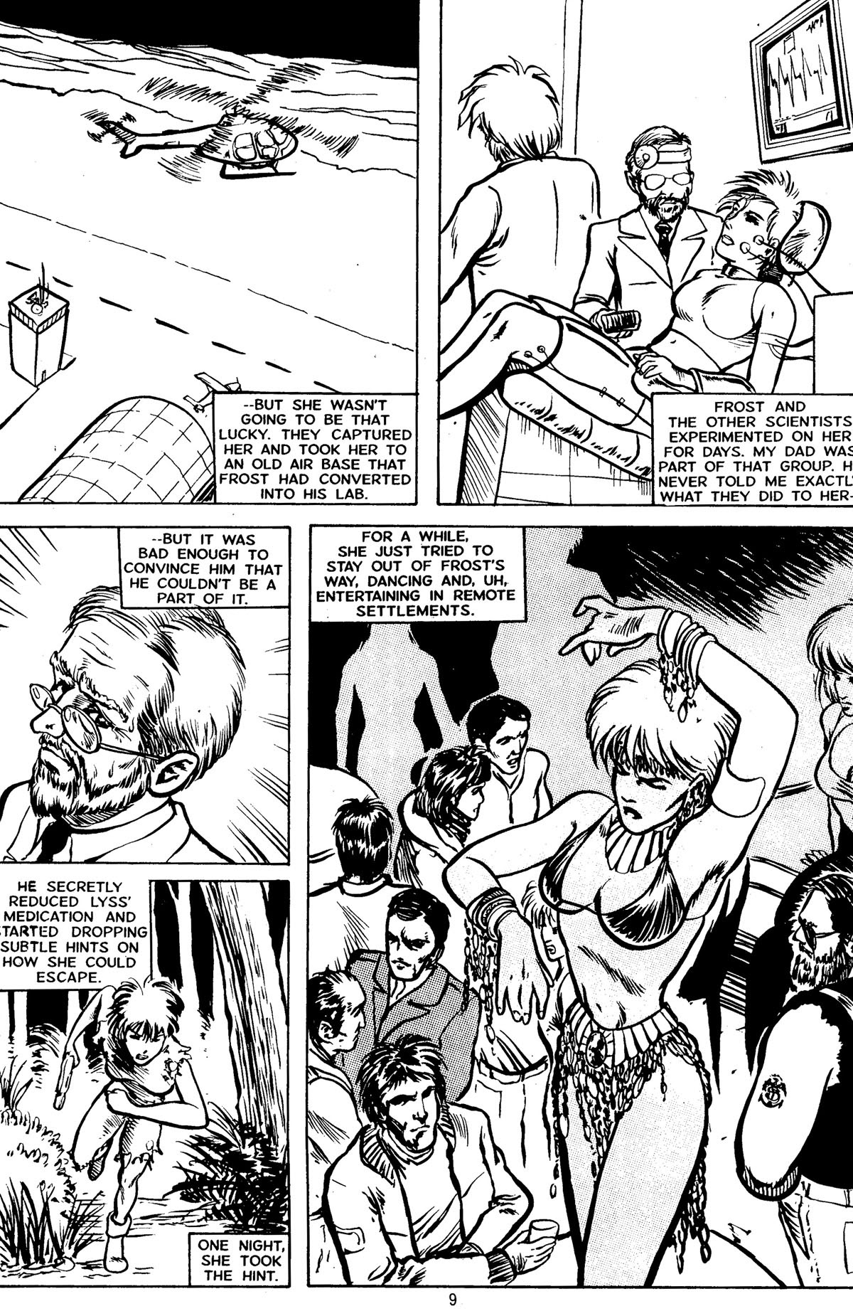 Robotech MechAngel issue 3 - Page 13