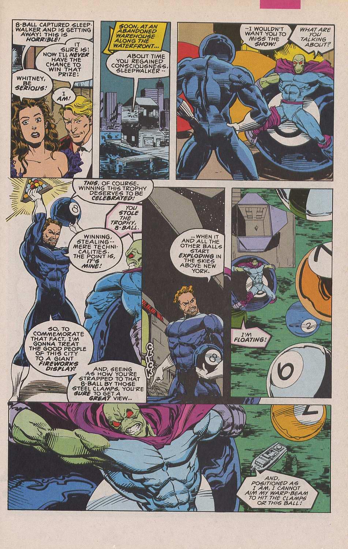 Read online Sleepwalker comic -  Issue #19 - 17