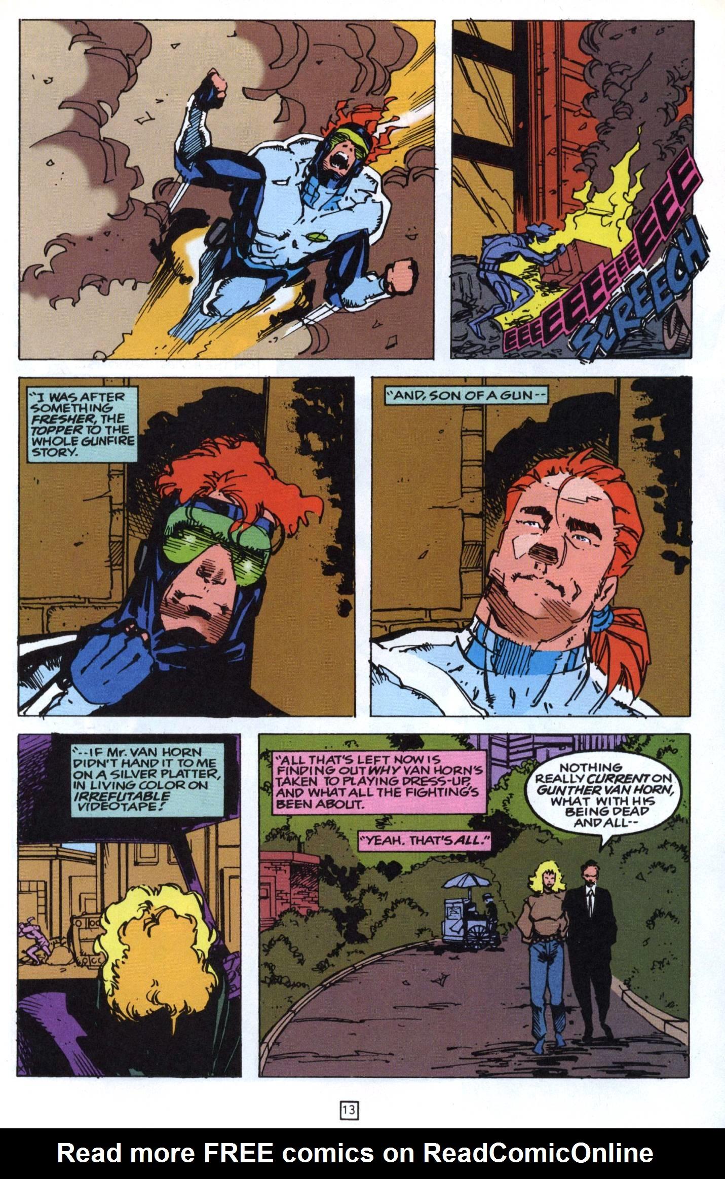 Read online Gunfire comic -  Issue #9 - 17