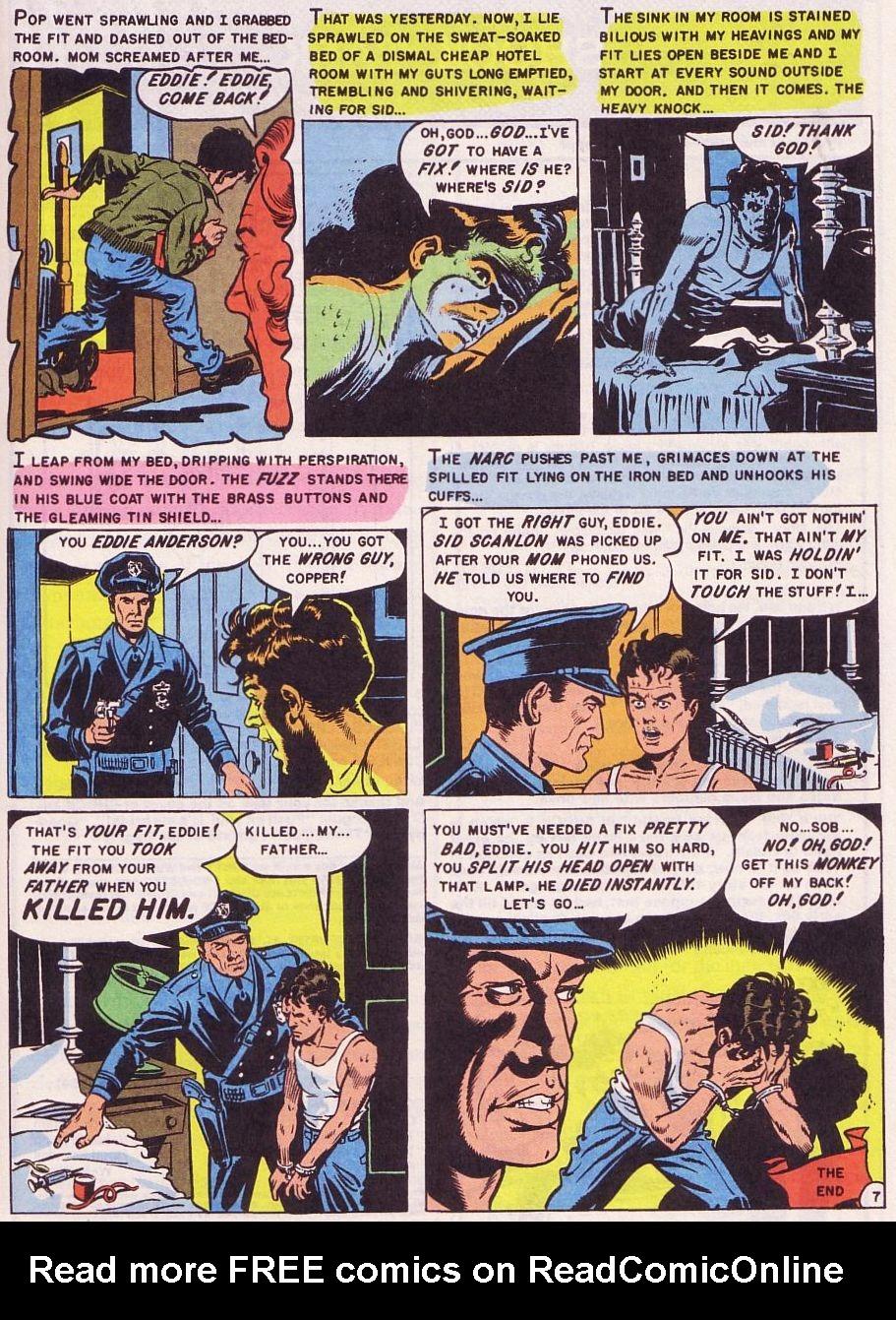 Read online Shock SuspenStories comic -  Issue #12 - 16