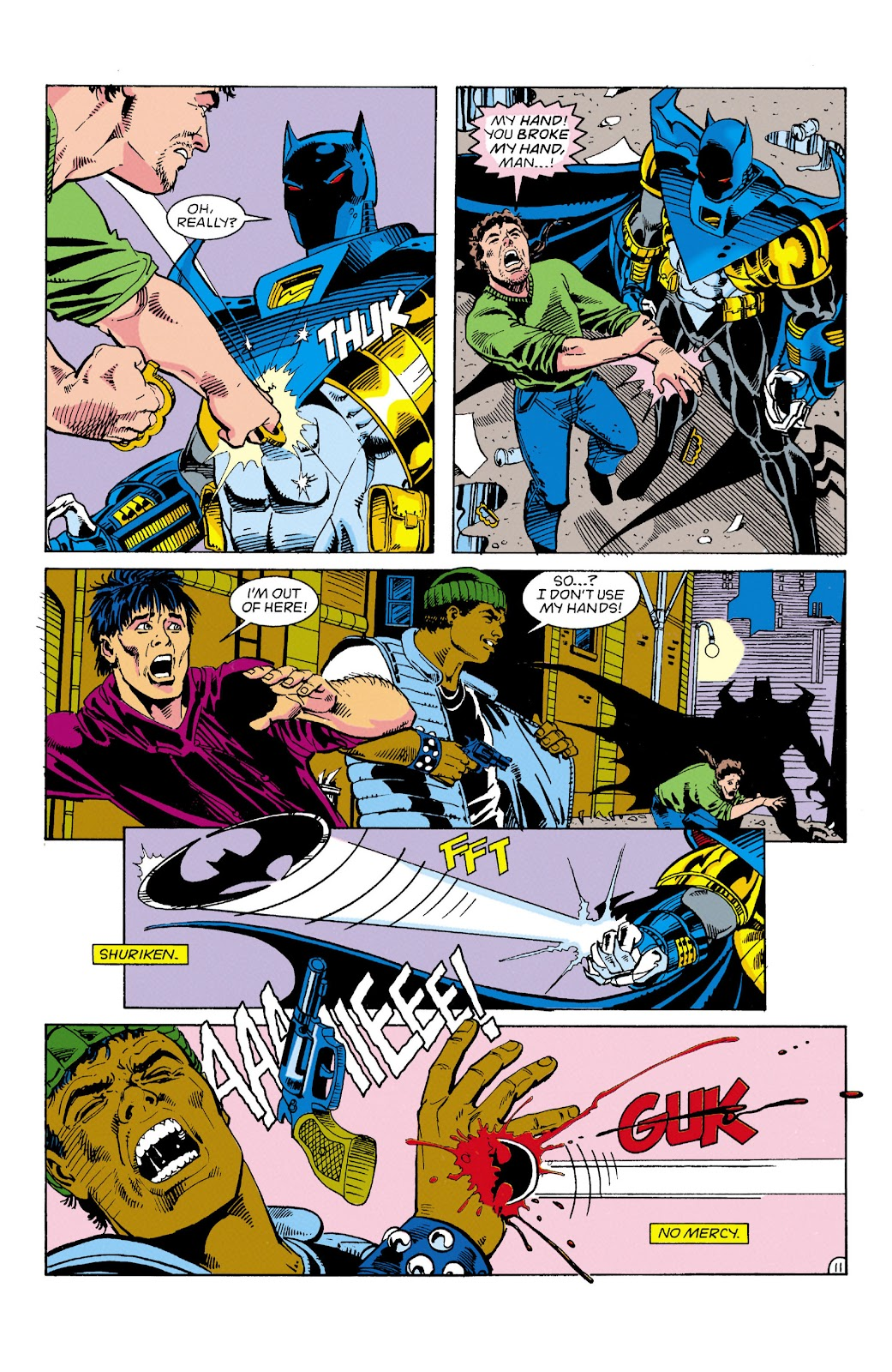 Catwoman (1993) Issue #6 #11 - English 12
