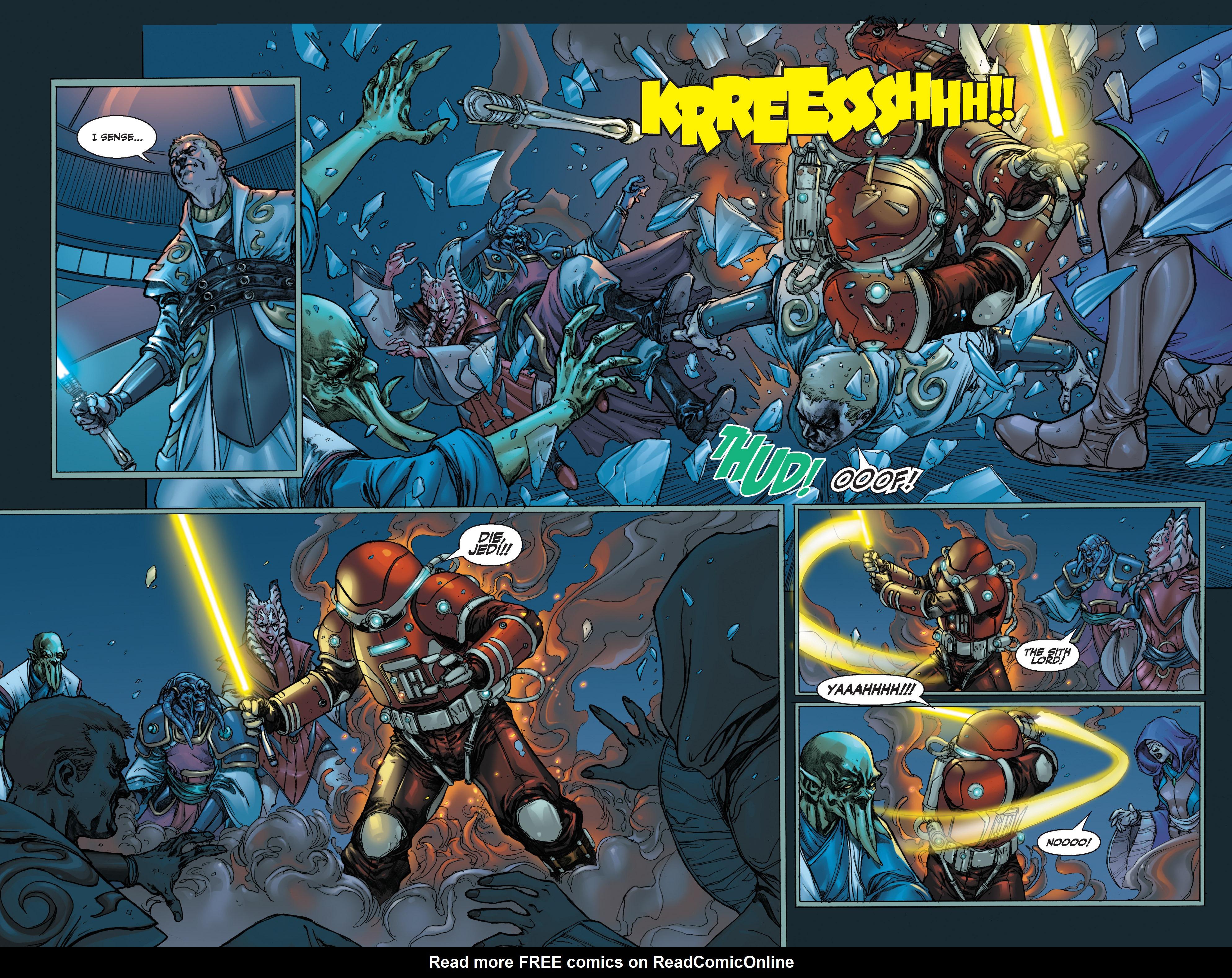 Read online Star Wars Omnibus comic -  Issue # Vol. 29 - 135