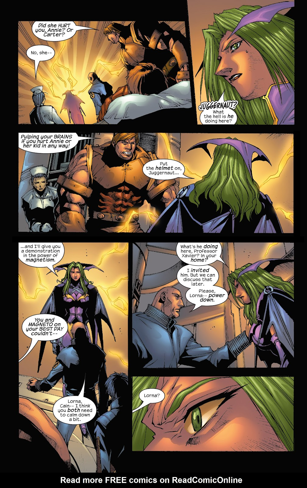 Read online X-Men: Unstoppable comic -  Issue # TPB (Part 3) - 45
