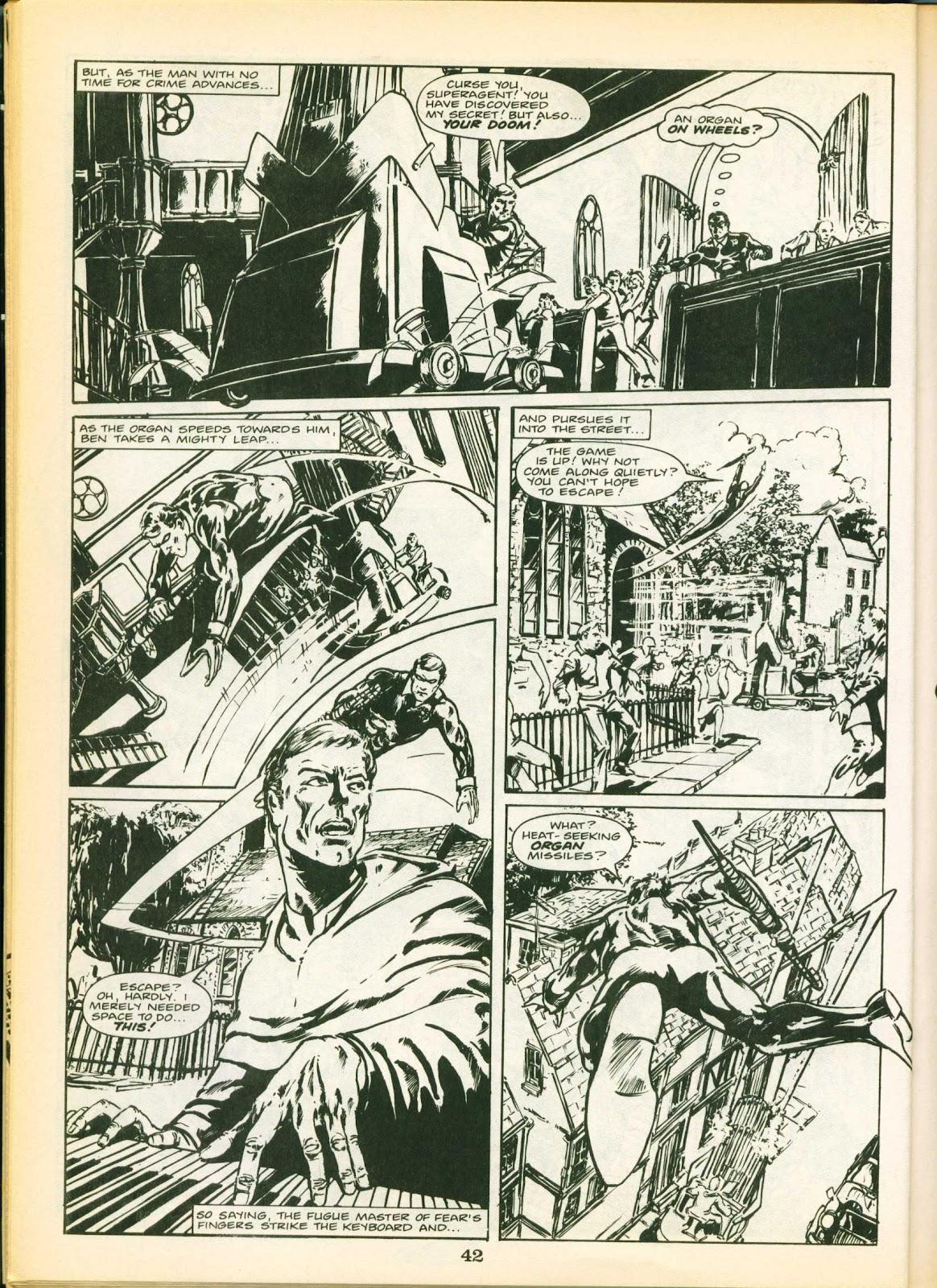 Warrior Issue #20 #21 - English 42