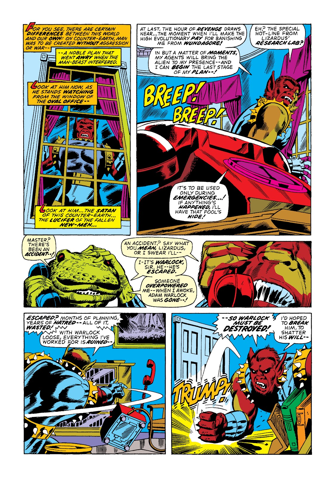 Read online Marvel Masterworks: The Incredible Hulk comic -  Issue # TPB 10 (Part 2) - 30