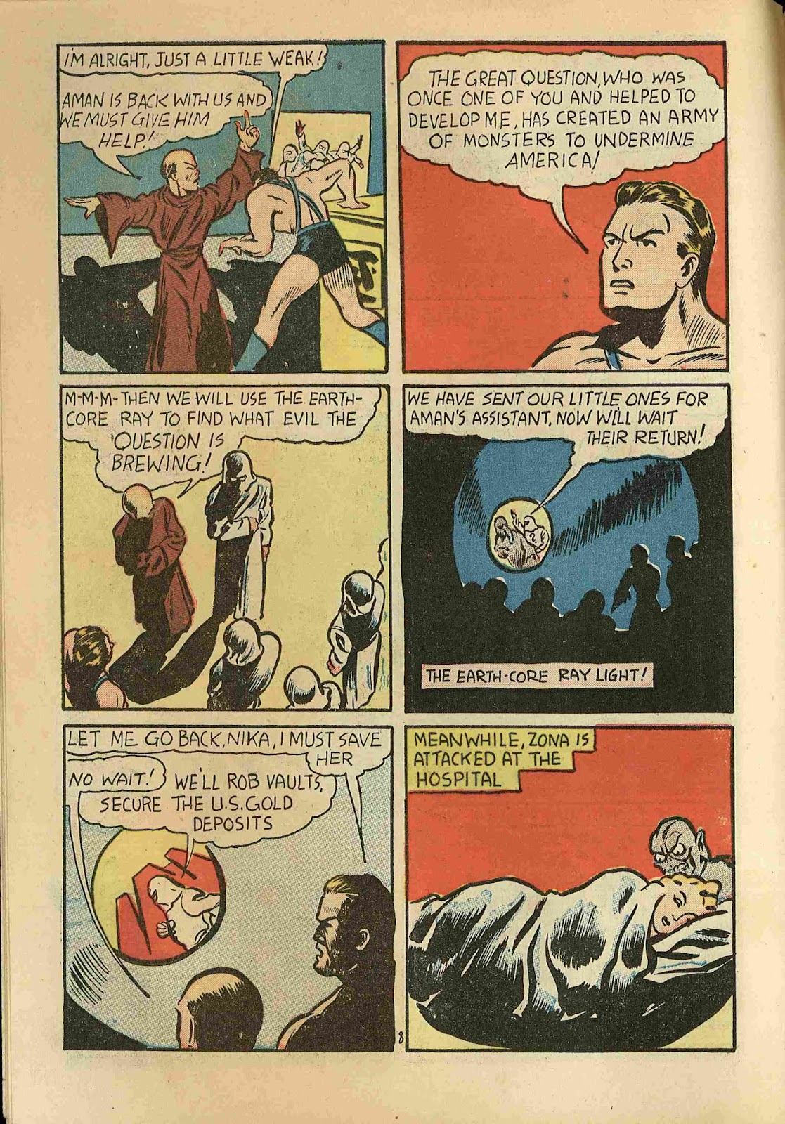 Stars and Stripes Comics issue 2 - Page 10