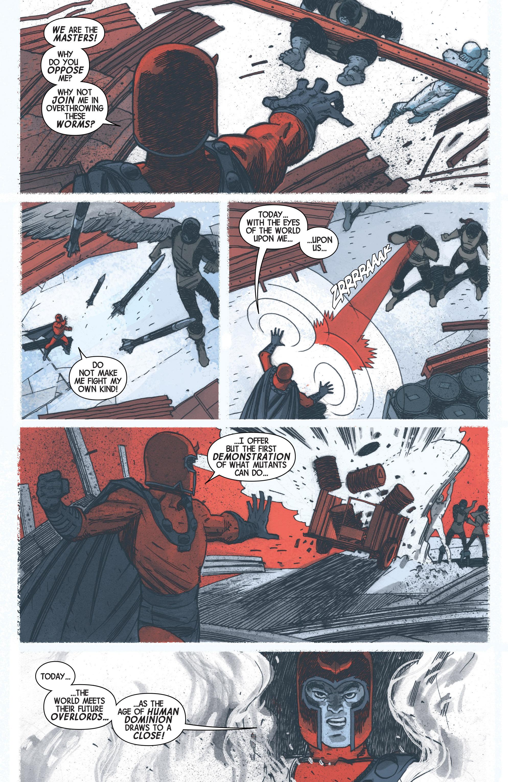 Read online Secret Wars: Last Days of the Marvel Universe comic -  Issue # TPB (Part 1) - 199