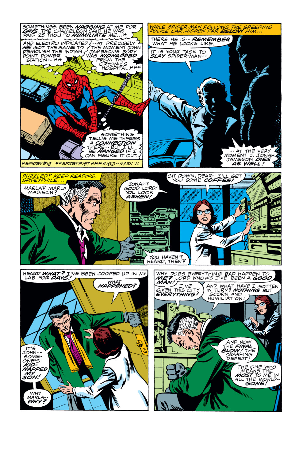 The Amazing Spider-Man (1963) 189 Page 6