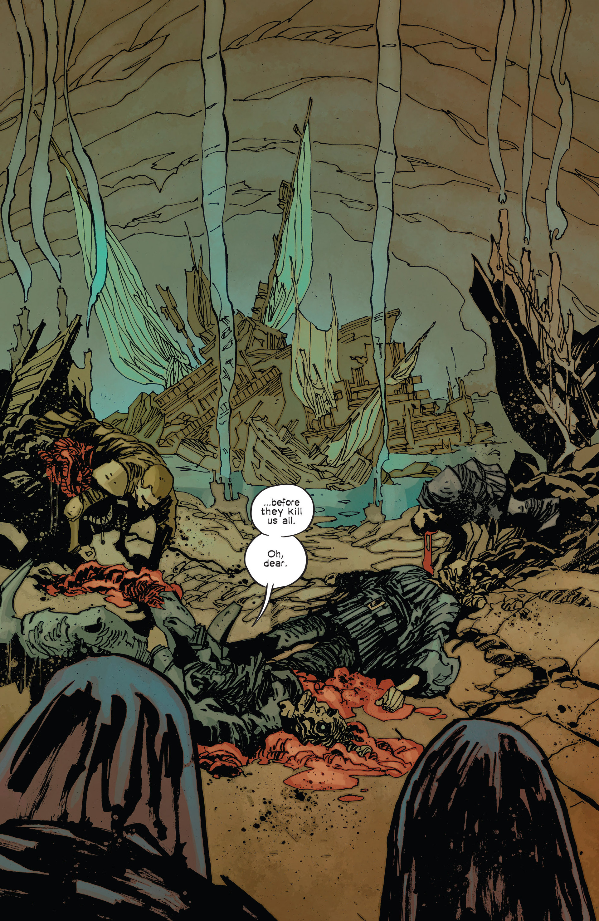 Read online Umbral comic -  Issue #2 - 24
