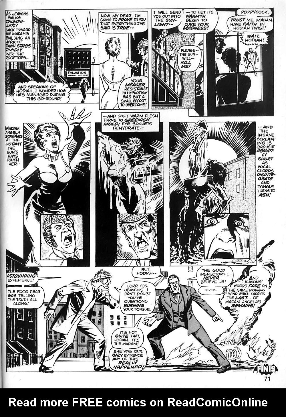 Vampire Tales issue 2 - Page 72