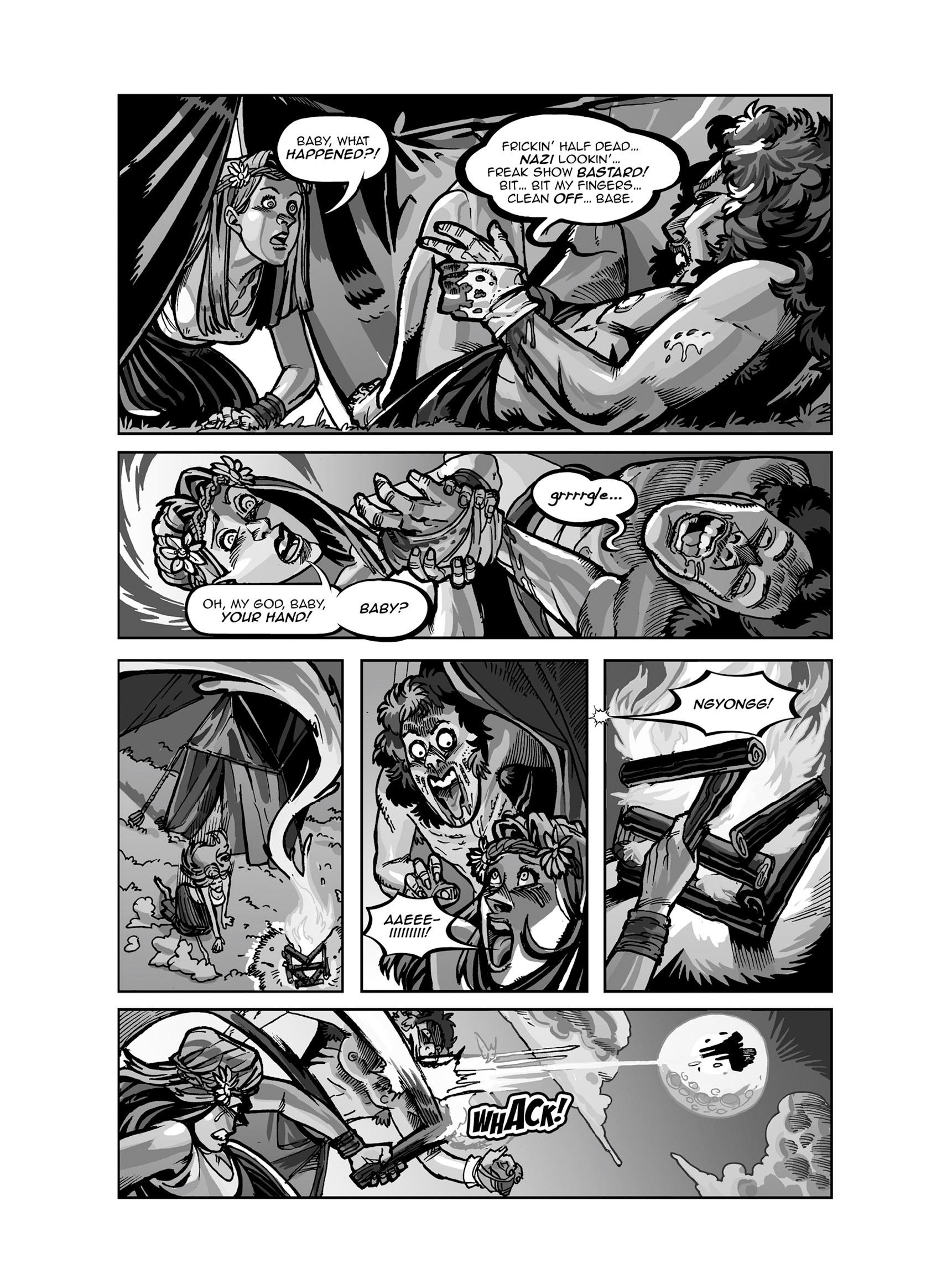 Read online FUBAR comic -  Issue #3 - 342