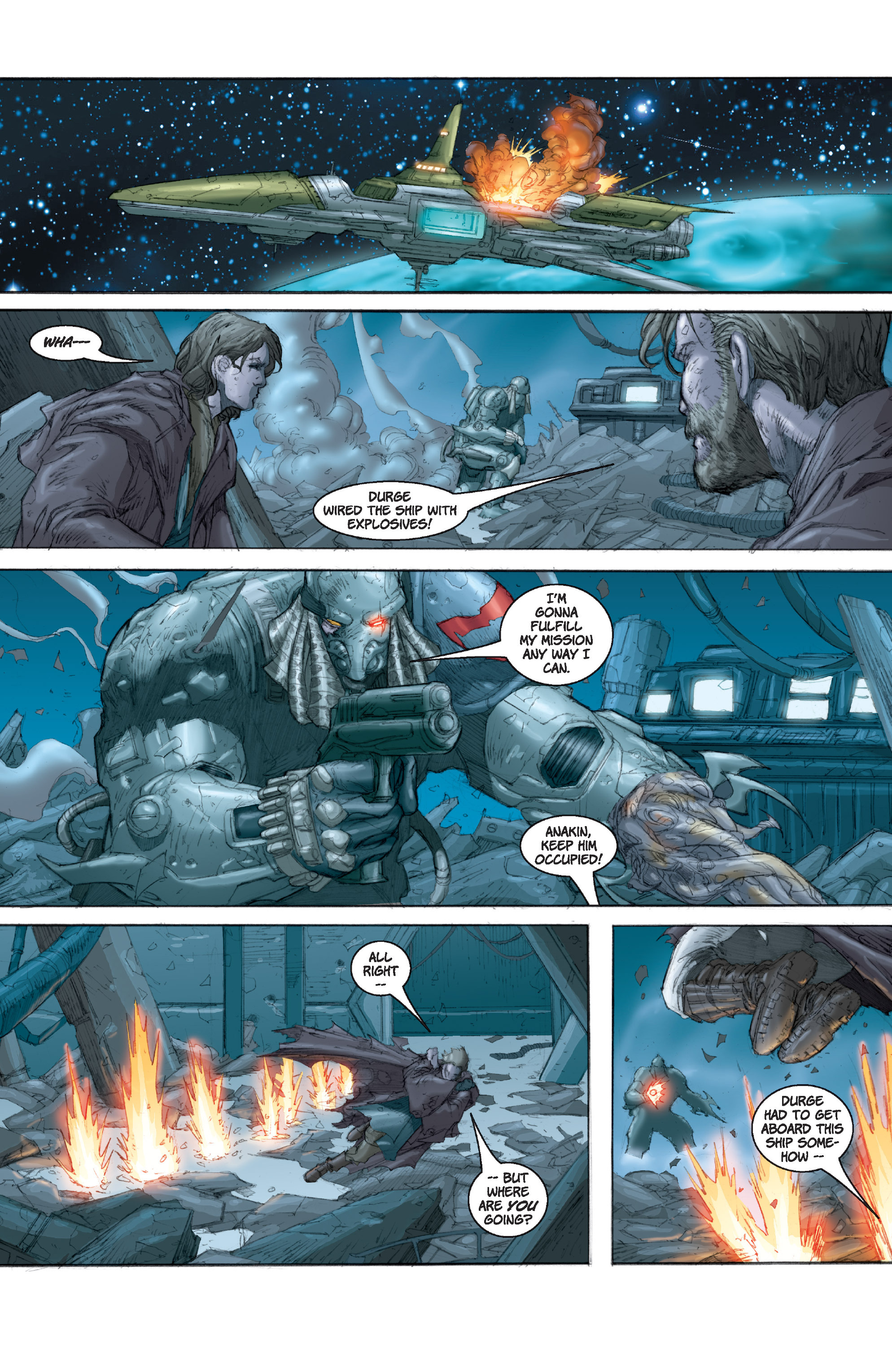 Read online Star Wars Omnibus comic -  Issue # Vol. 26 - 119