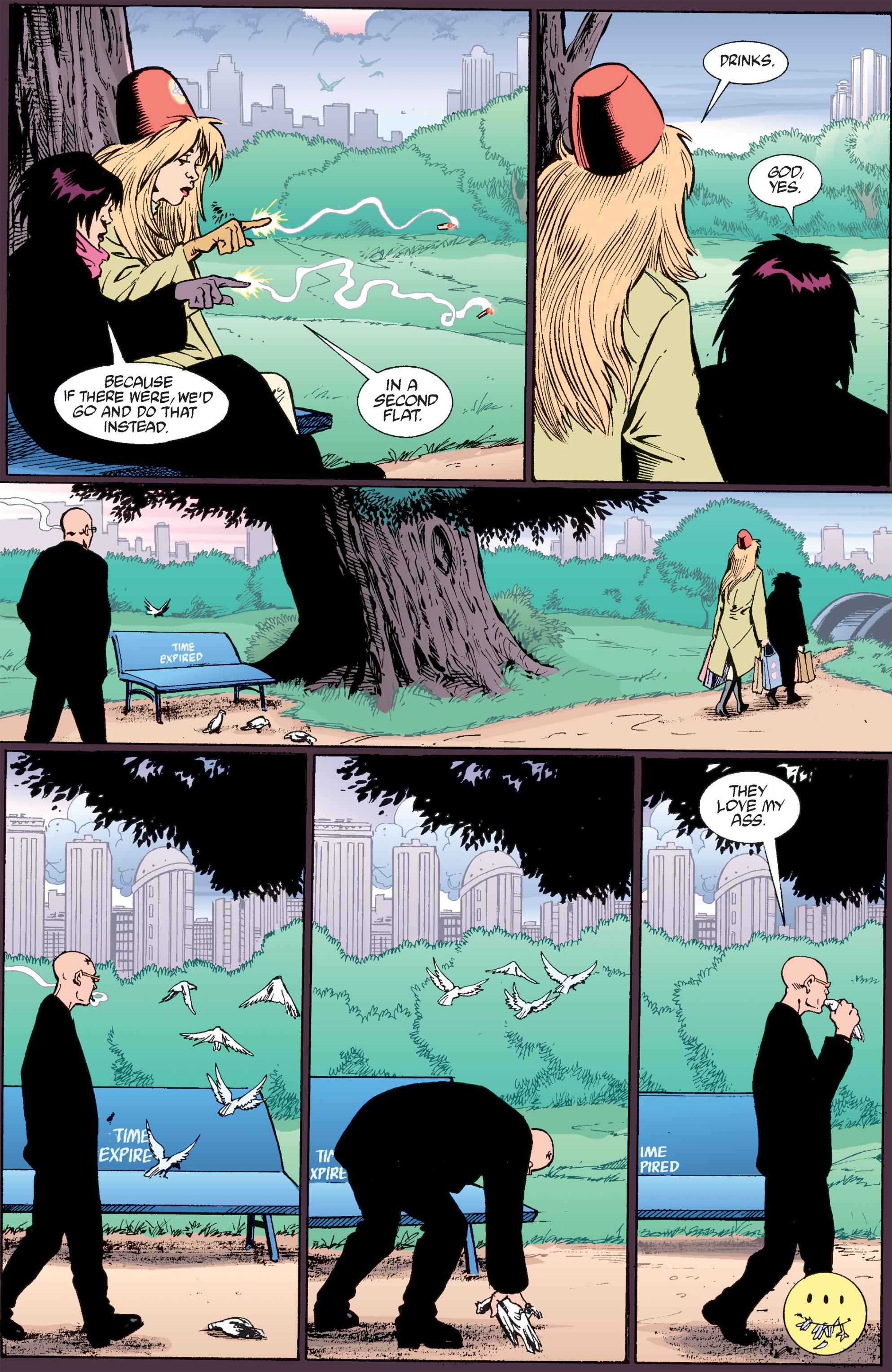 Read online Transmetropolitan comic -  Issue #33 - 23