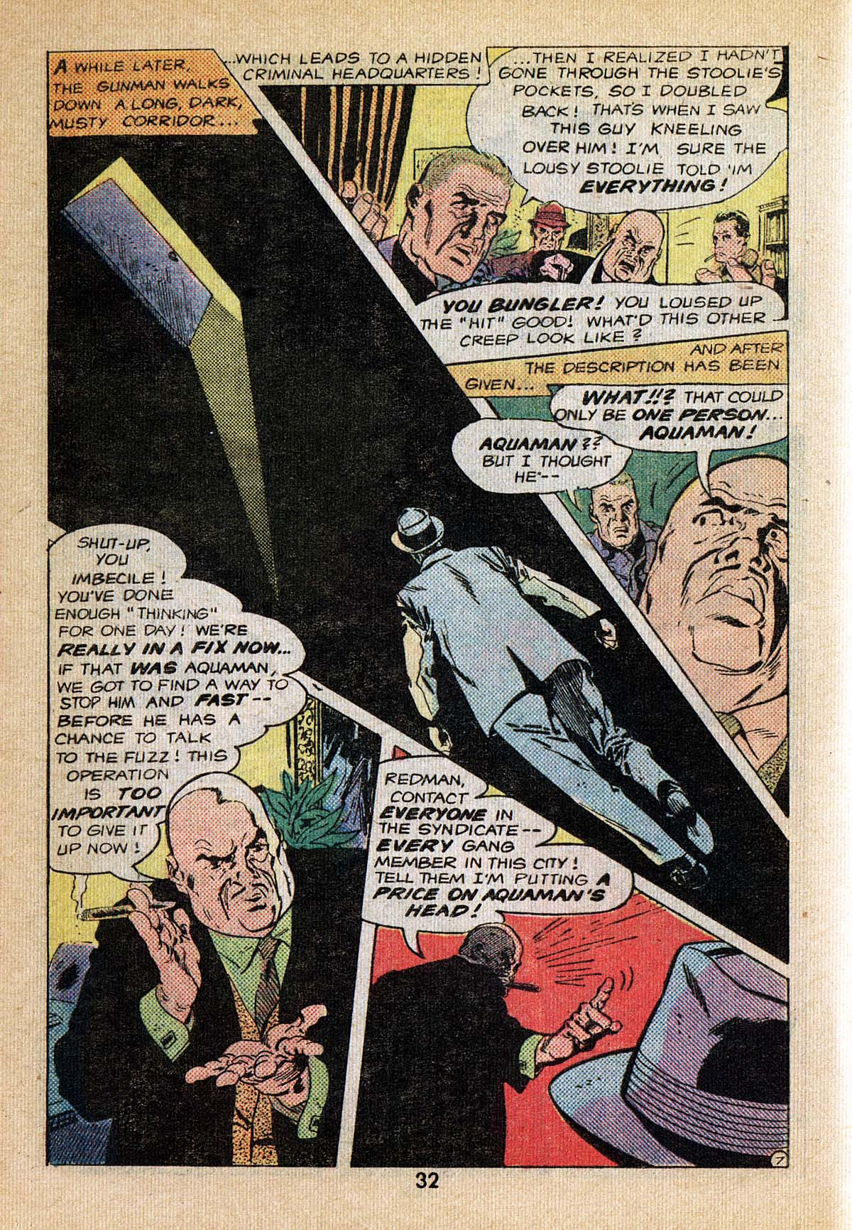 Read online Adventure Comics (1938) comic -  Issue #495 - 32