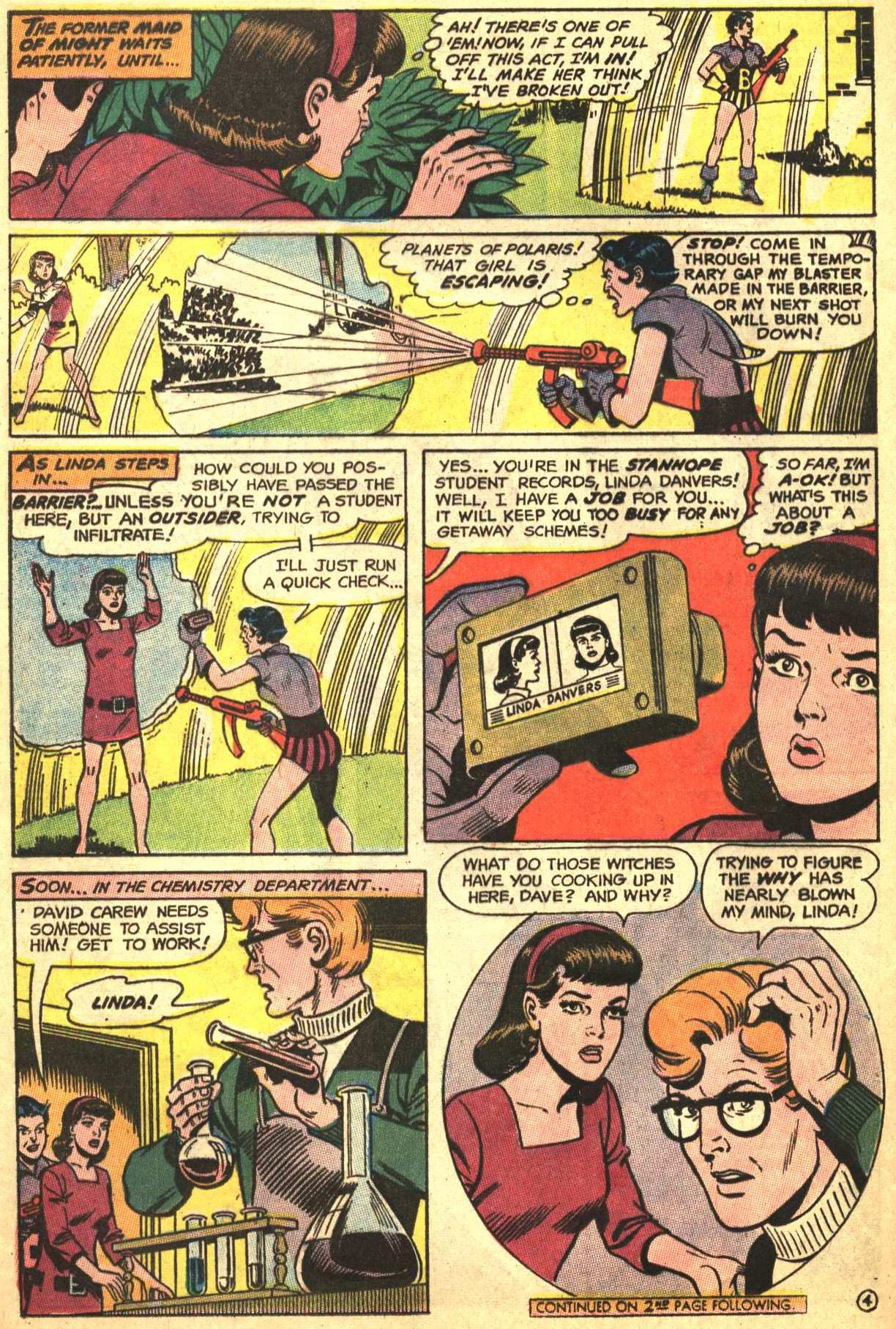 Read online Action Comics (1938) comic -  Issue #367 - 24