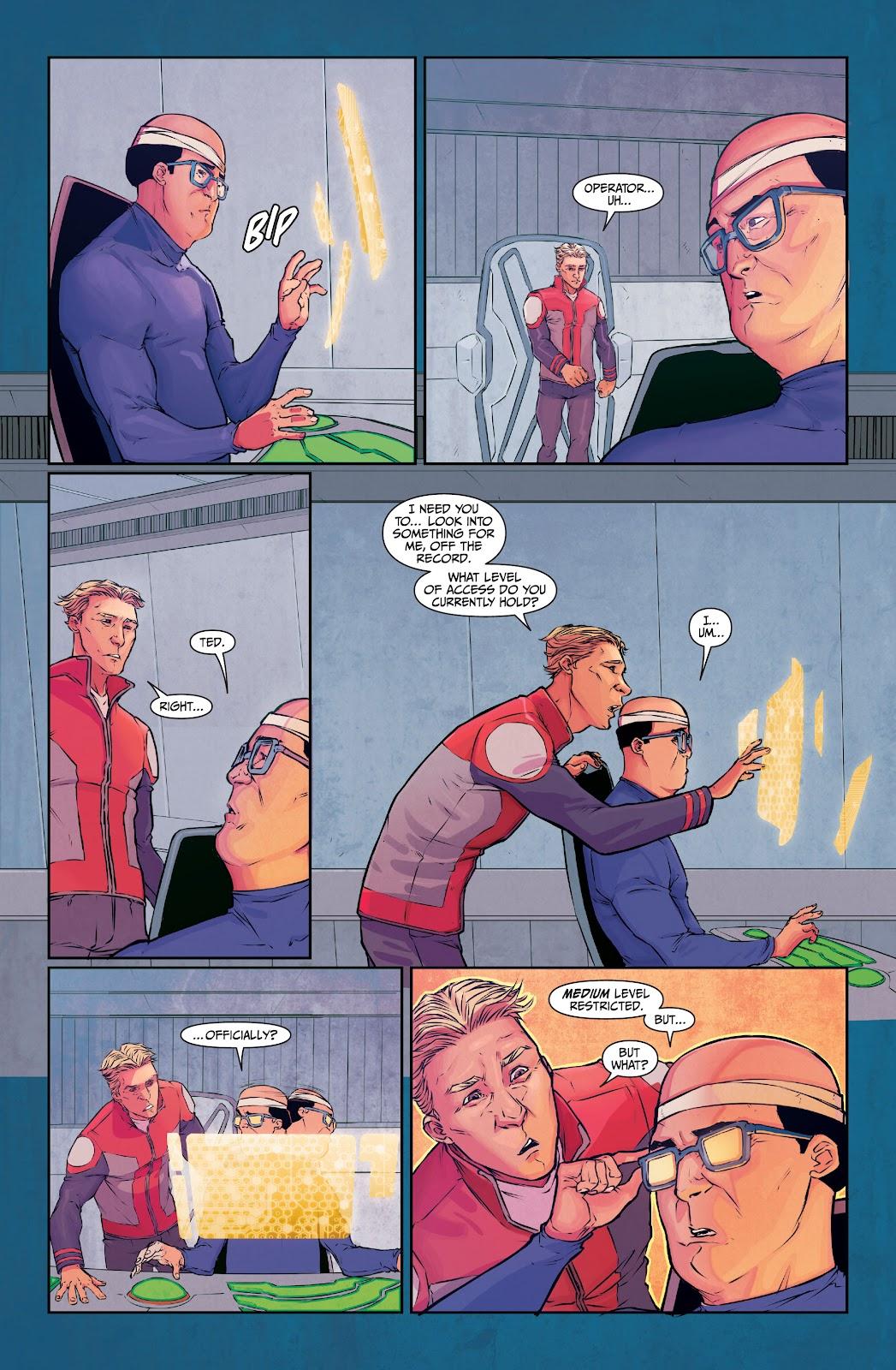 Exilium issue 6 - Page 3