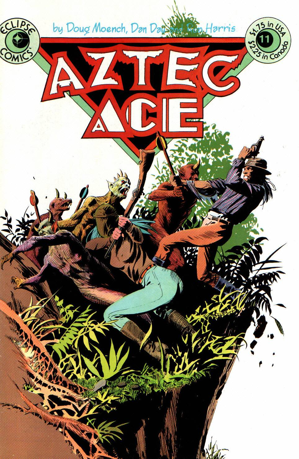 Aztec Ace 11 Page 1