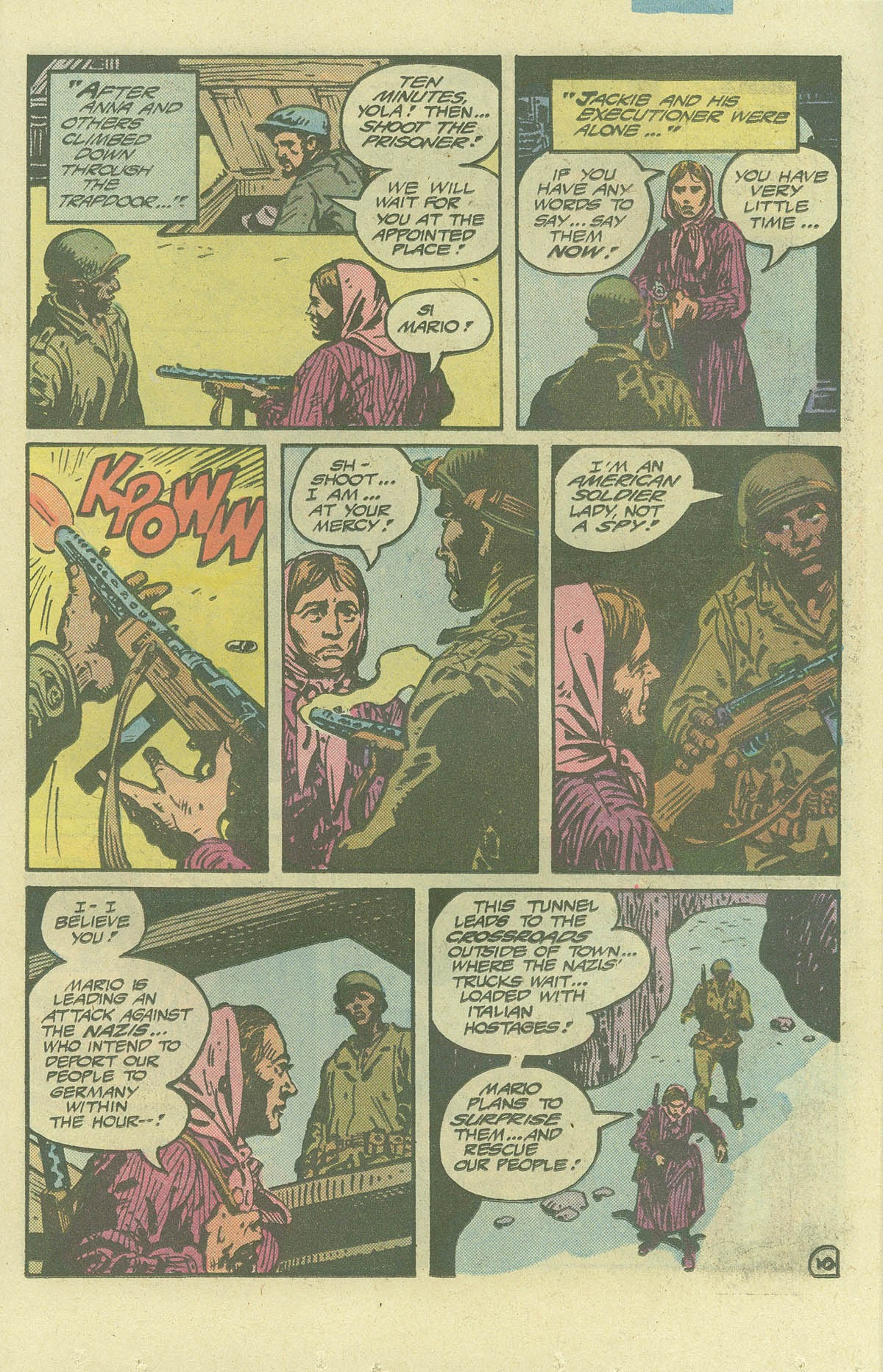 Read online Sgt. Rock comic -  Issue #386 - 10