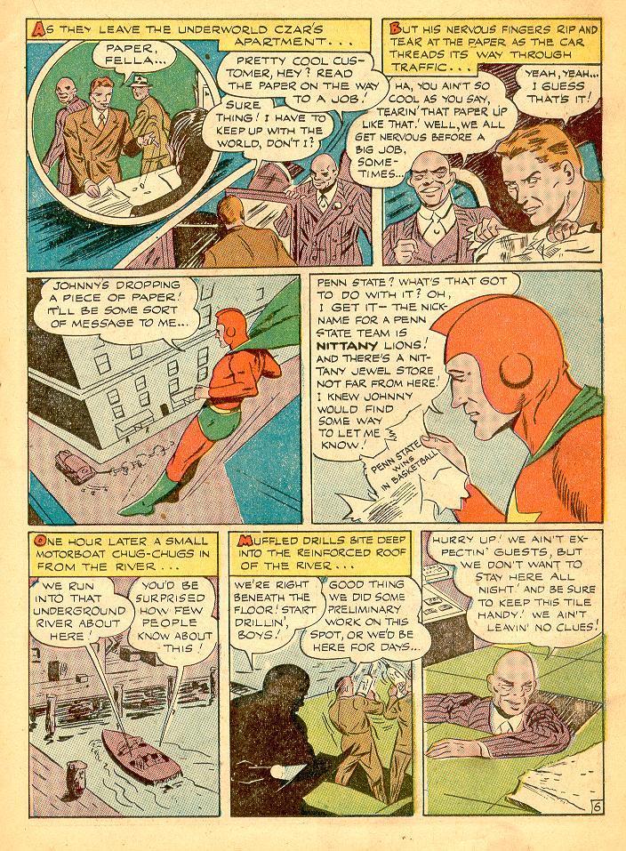 Read online Adventure Comics (1938) comic -  Issue #91 - 35