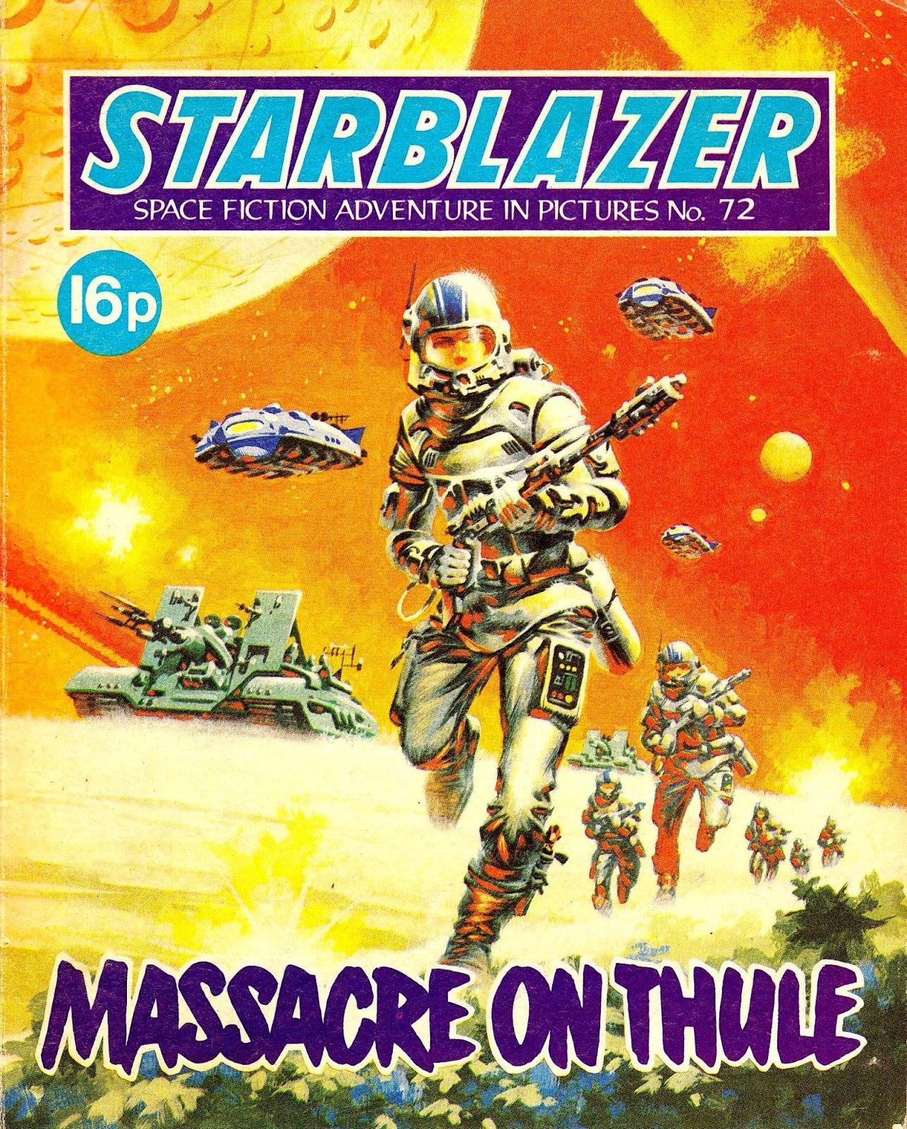 Starblazer issue 72 - Page 1