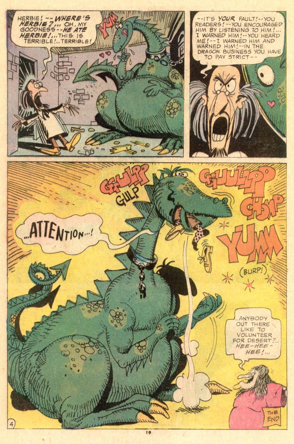Read online Plop! comic -  Issue #10 - 20