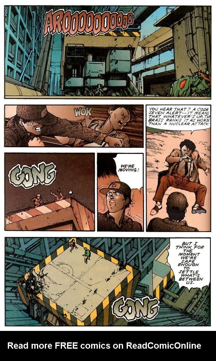 Read online Akira comic -  Issue #11 - 18