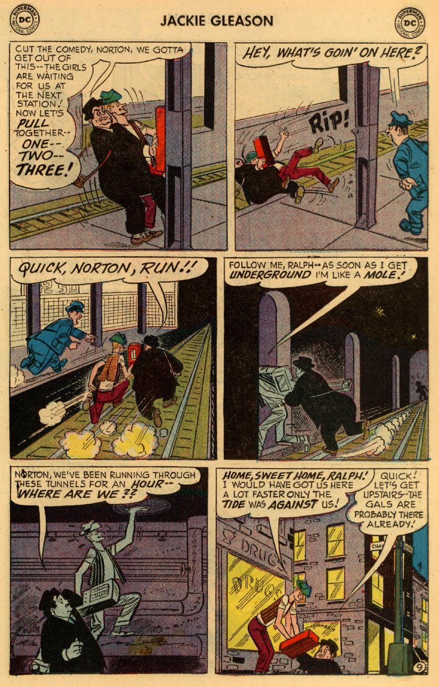 Jackie Gleason and the Honeymooners issue 8 - Page 11