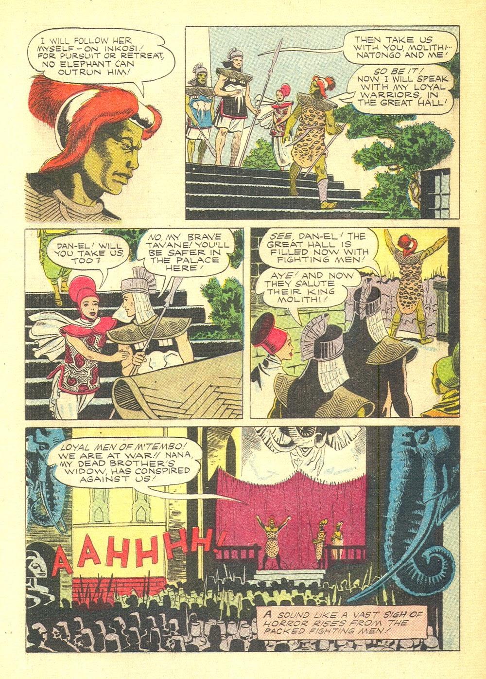 Tarzan (1948) issue 75 - Page 32