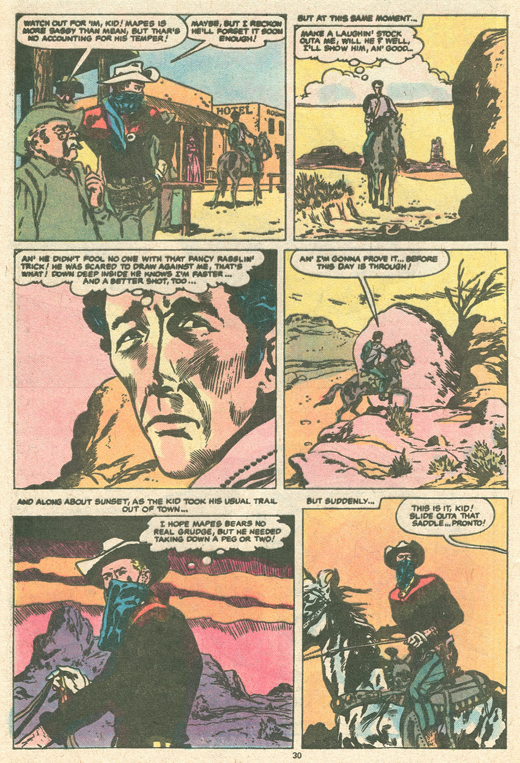 The Rawhide Kid (1955) issue 147 - Page 32