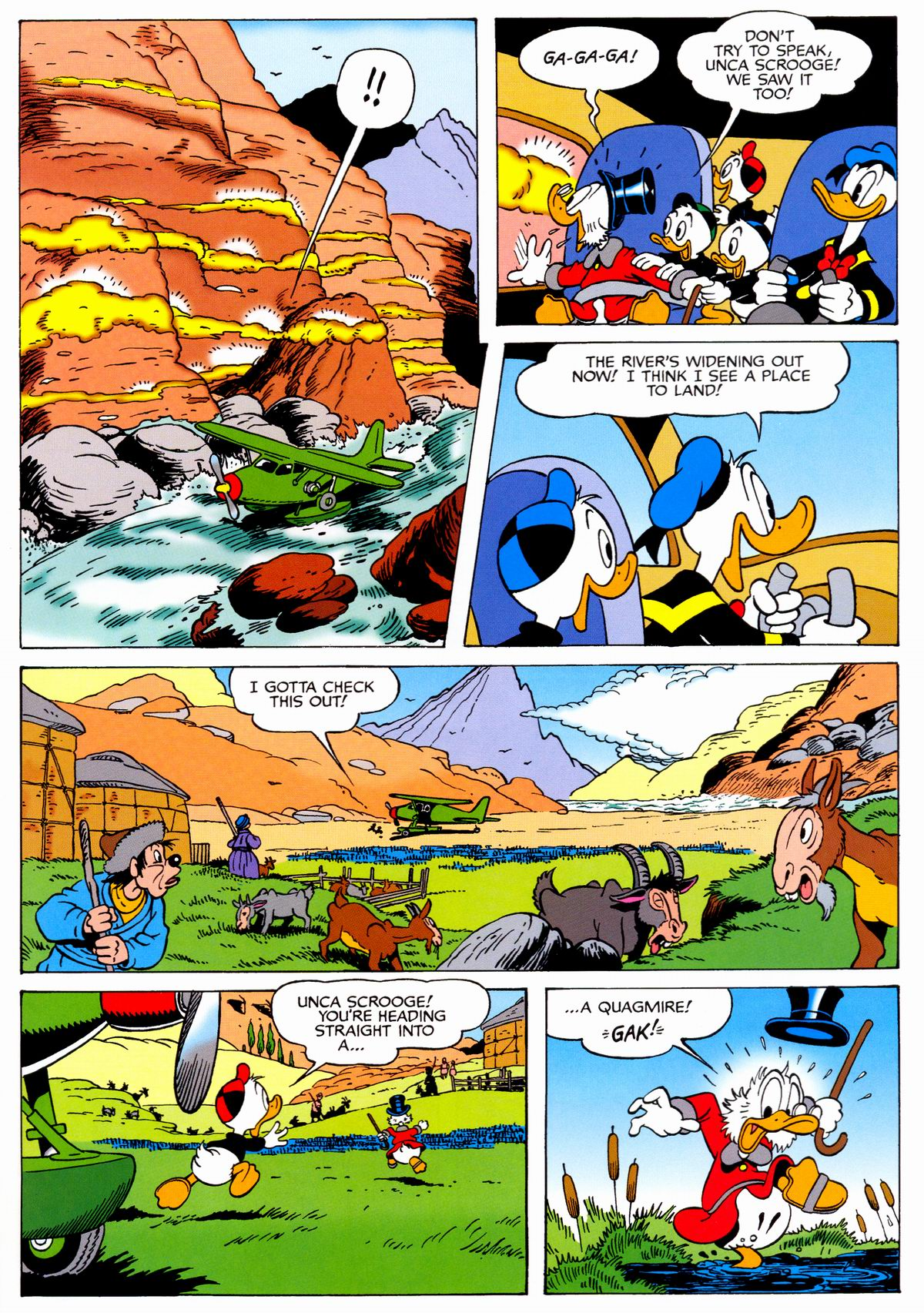 Read online Uncle Scrooge (1953) comic -  Issue #329 - 49