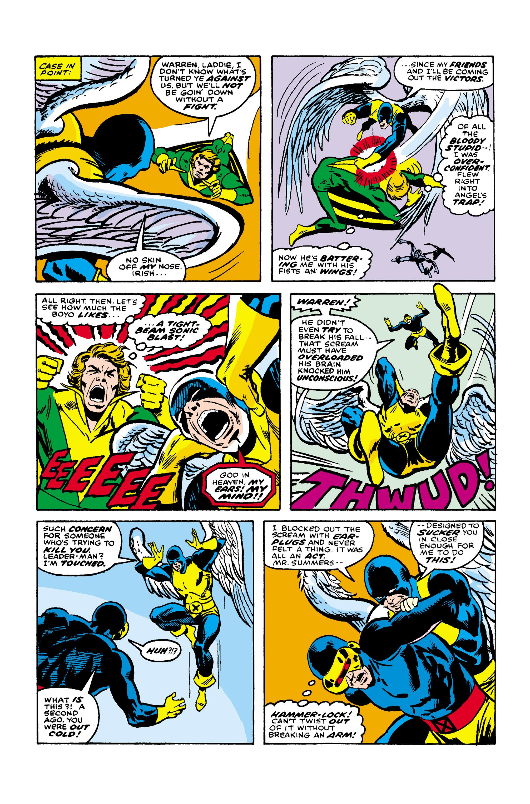 Read online Uncanny X-Men (1963) comic -  Issue #106 - 11