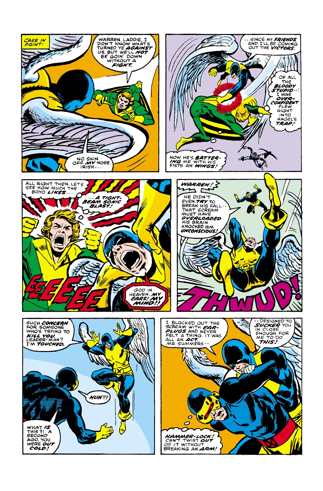 Uncanny X-Men (1963) issue 106 - Page 11